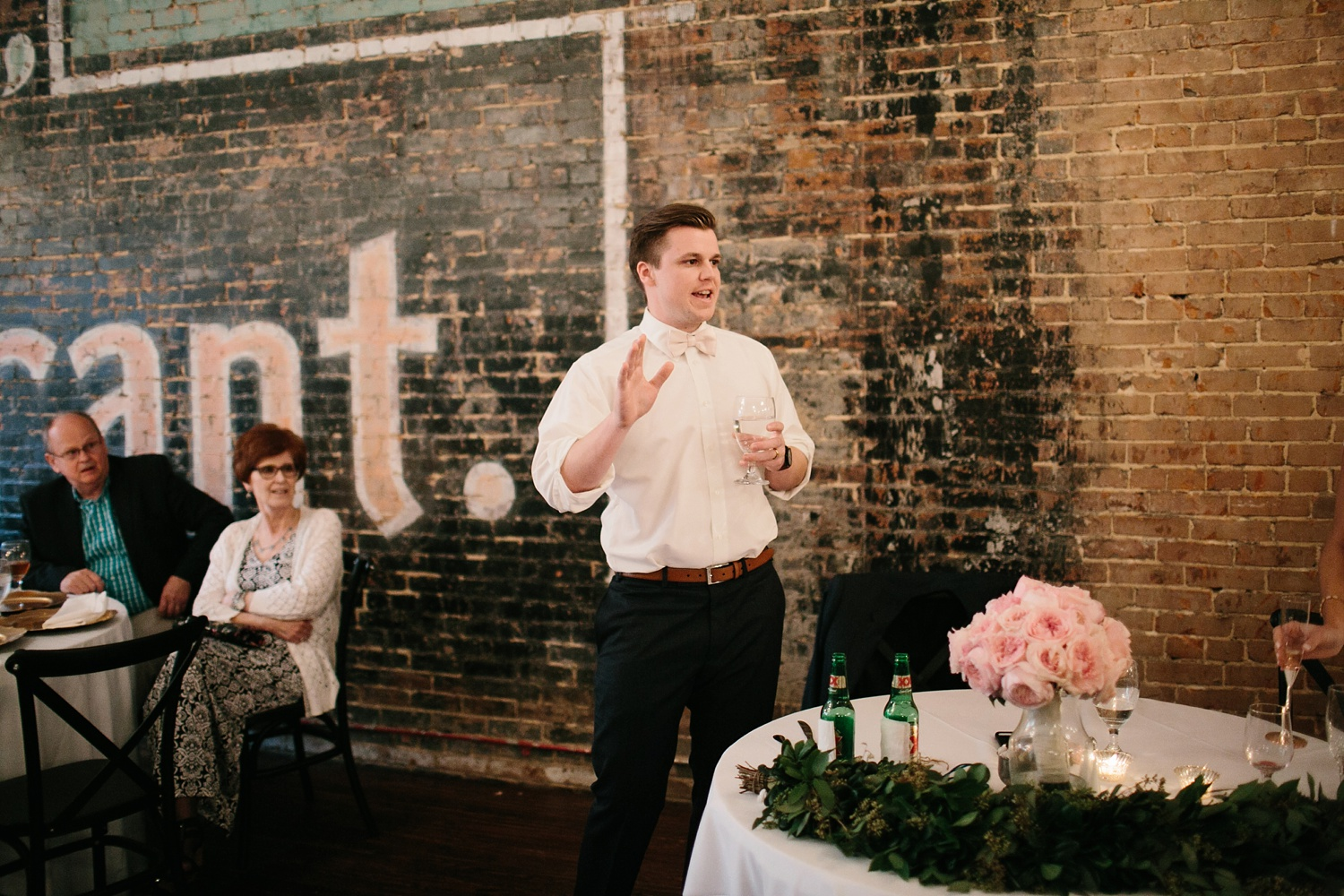 Amber + Daniel an intimate, simple, spring ceremony at Heard Craig Center and reception at Gather in McKinney, Texas by North Texas Wedding Photographer Rachel Meagan Photography 132