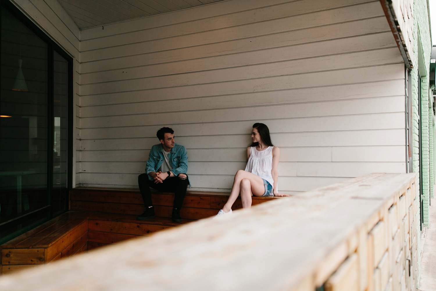 a laughter filled, passionate, and fun loving engagement session by North Texas Wedding Photographer Rachel Meagan Photography 058