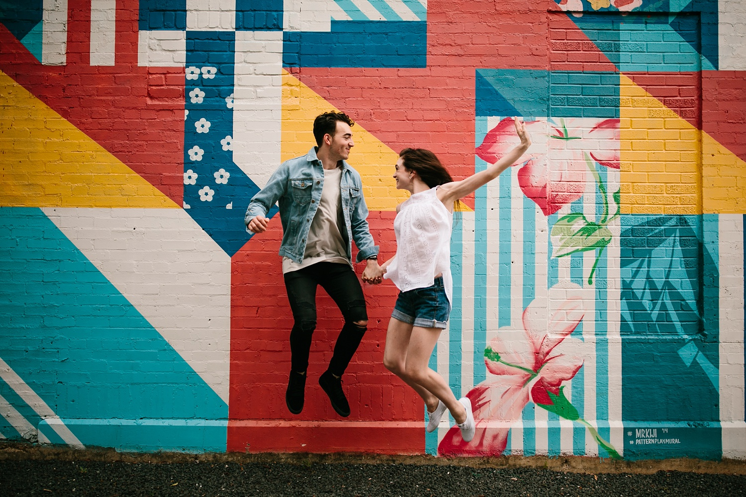 a laughter filled, passionate, and fun loving engagement session by North Texas Wedding Photographer Rachel Meagan Photography 063