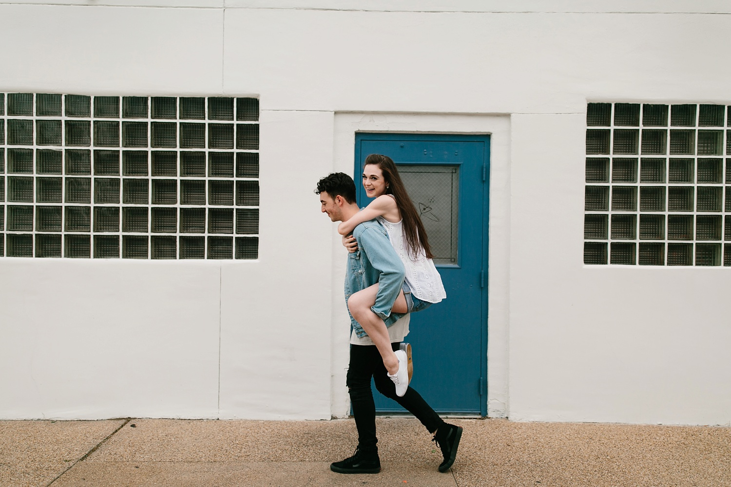 a laughter filled, passionate, and fun loving engagement session by North Texas Wedding Photographer Rachel Meagan Photography 065