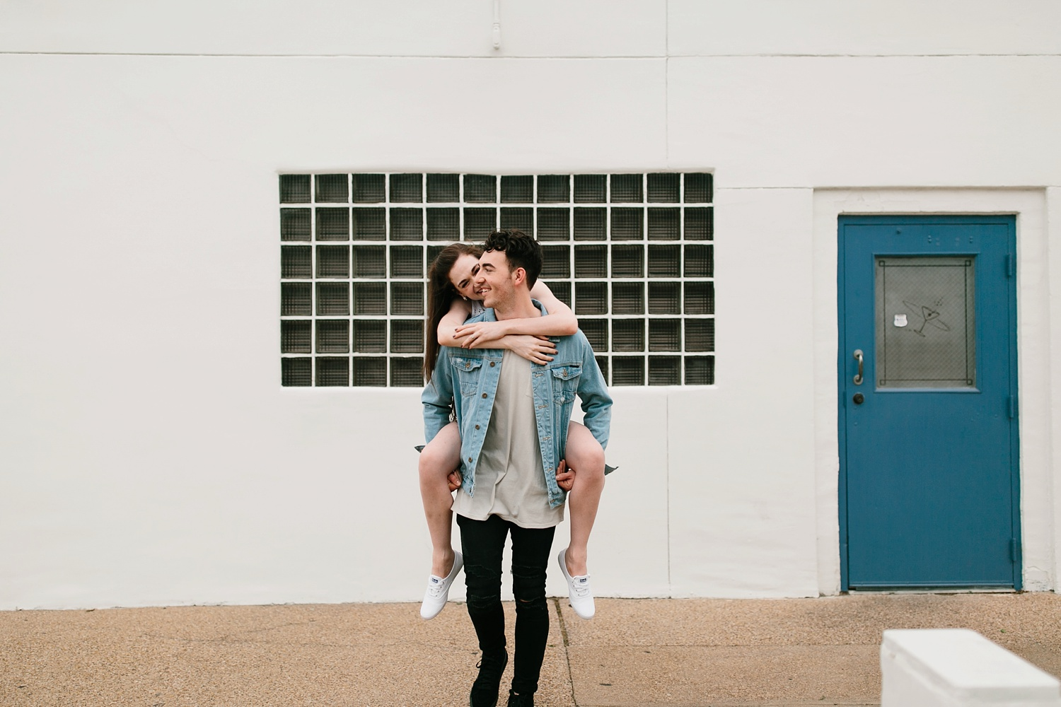 a laughter filled, passionate, and fun loving engagement session by North Texas Wedding Photographer Rachel Meagan Photography 067