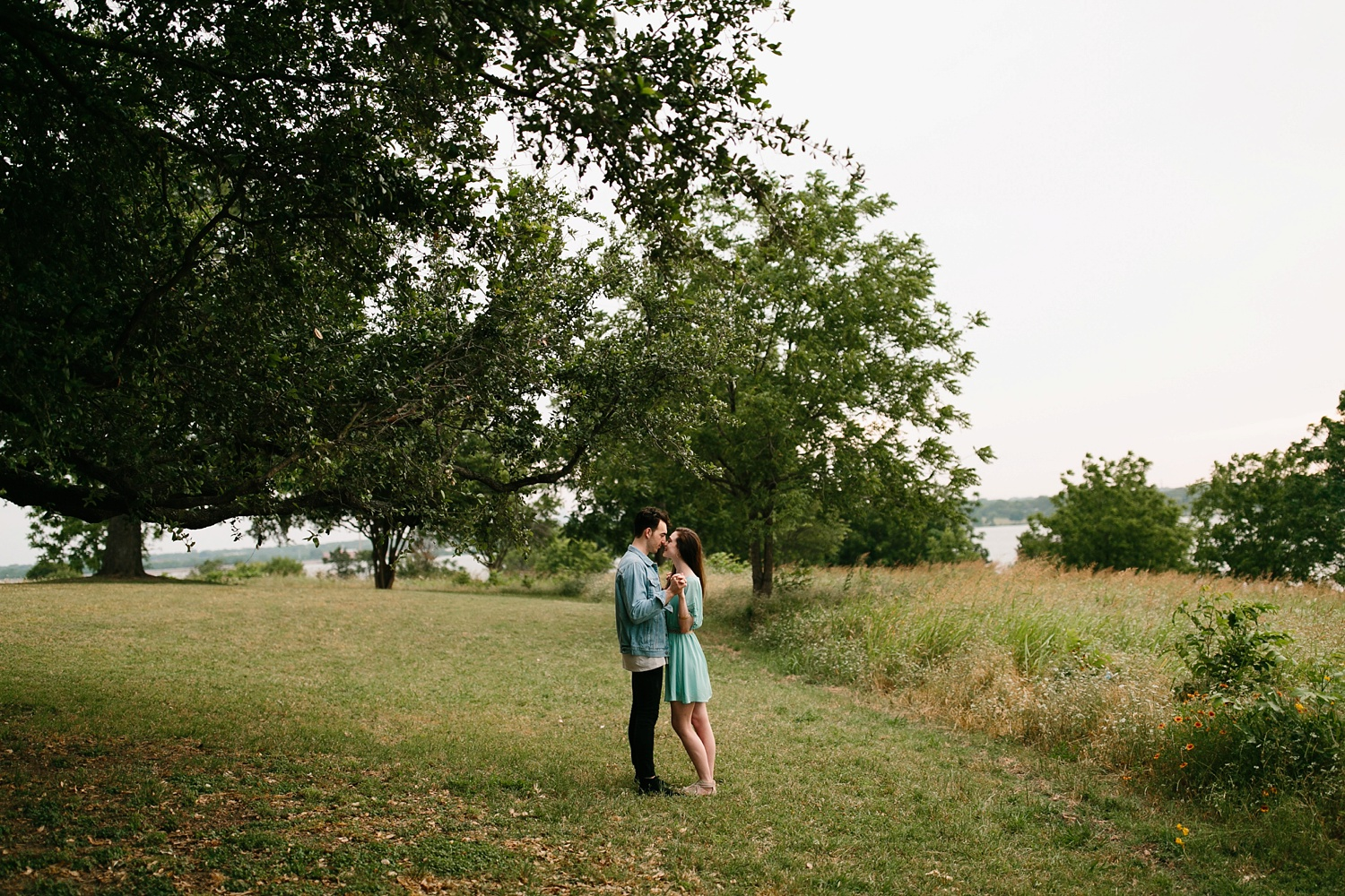 a laughter filled, passionate, and fun loving engagement session by North Texas Wedding Photographer Rachel Meagan Photography 123