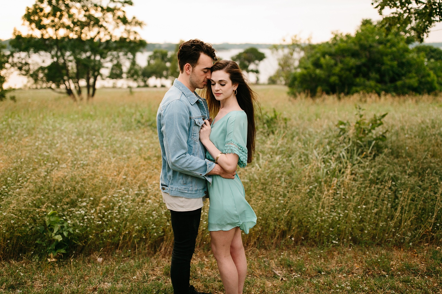 a laughter filled, passionate, and fun loving engagement session by North Texas Wedding Photographer Rachel Meagan Photography 127