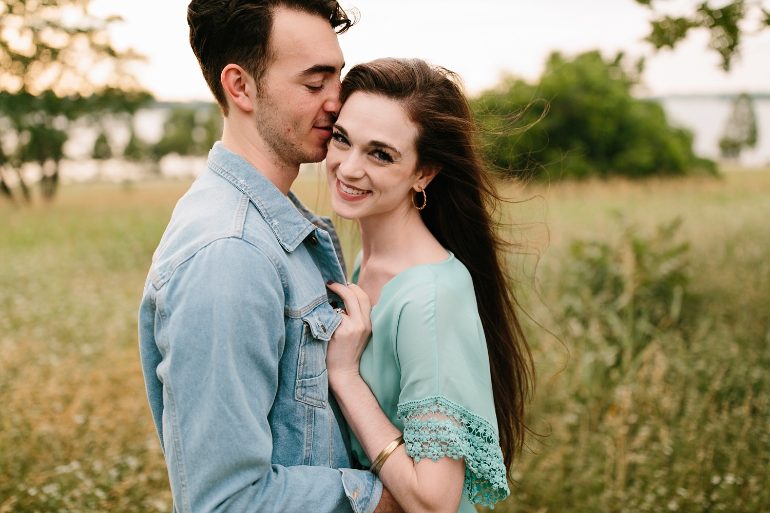 a laughter filled, passionate, and fun loving engagement session by North Texas Wedding Photographer Rachel Meagan Photography 131