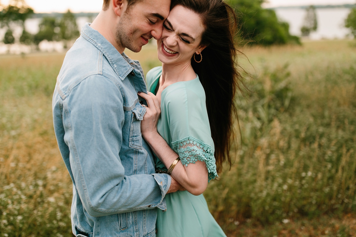 a laughter filled, passionate, and fun loving engagement session by North Texas Wedding Photographer Rachel Meagan Photography 133