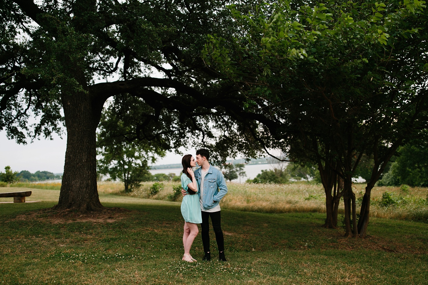 a laughter filled, passionate, and fun loving engagement session by North Texas Wedding Photographer Rachel Meagan Photography 137