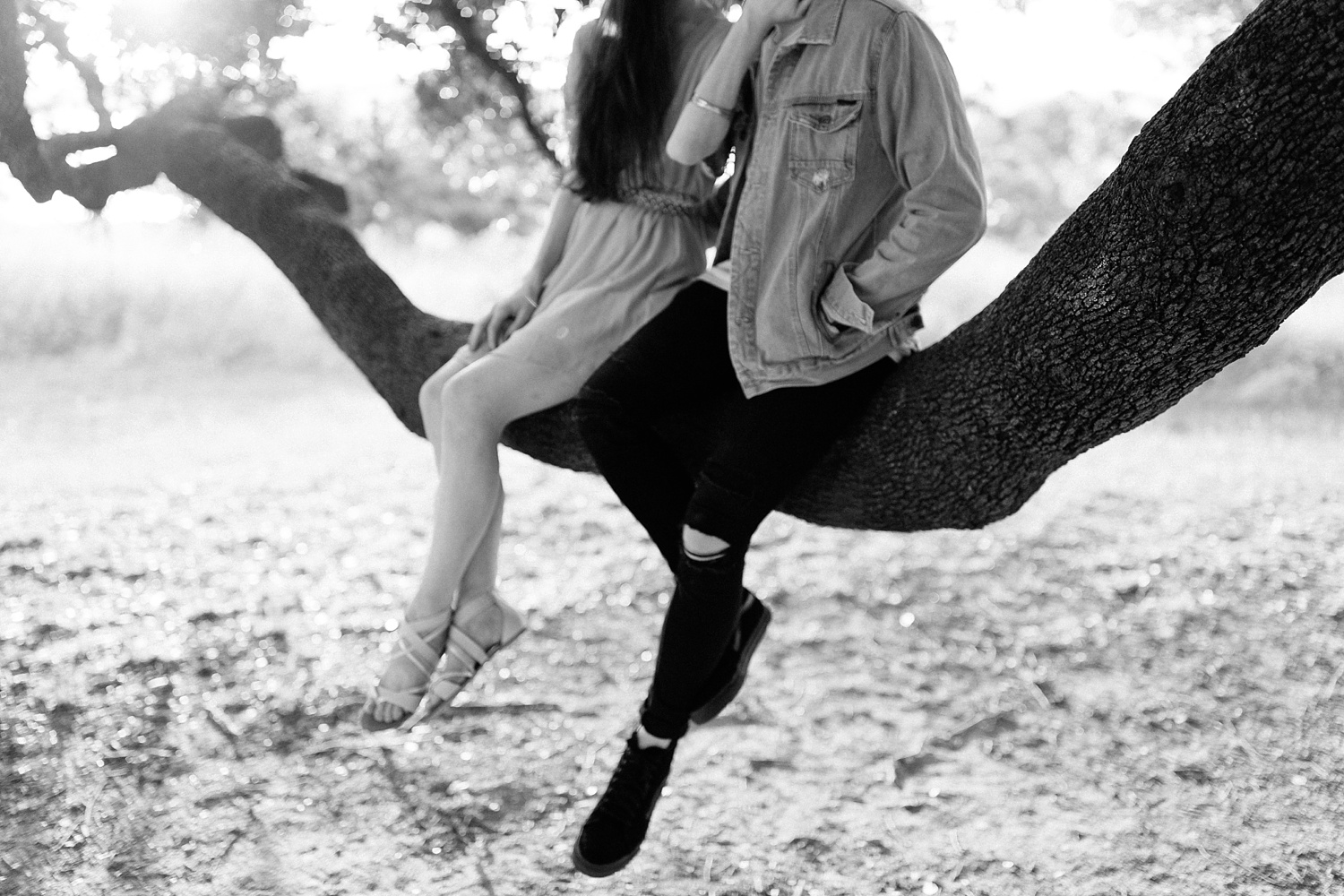 a laughter filled, passionate, and fun loving engagement session by North Texas Wedding Photographer Rachel Meagan Photography 149