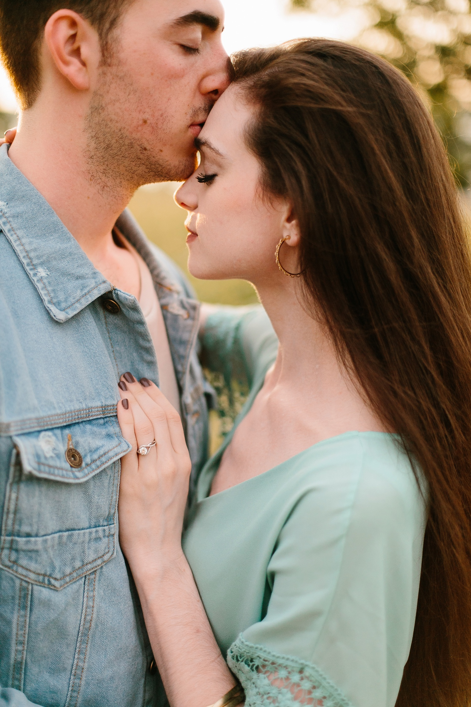 a laughter filled, passionate, and fun loving engagement session by North Texas Wedding Photographer Rachel Meagan Photography 160