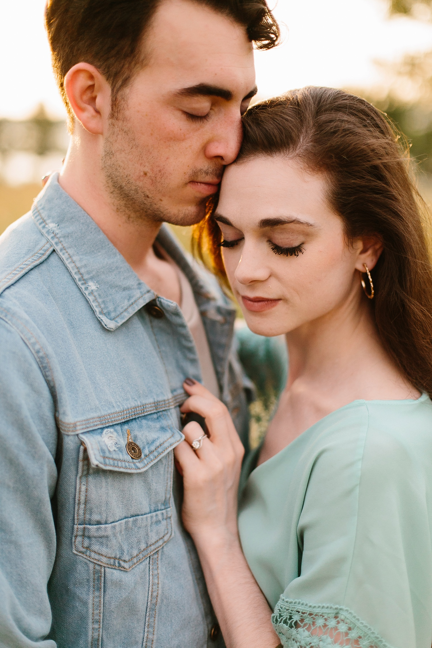 a laughter filled, passionate, and fun loving engagement session by North Texas Wedding Photographer Rachel Meagan Photography 161