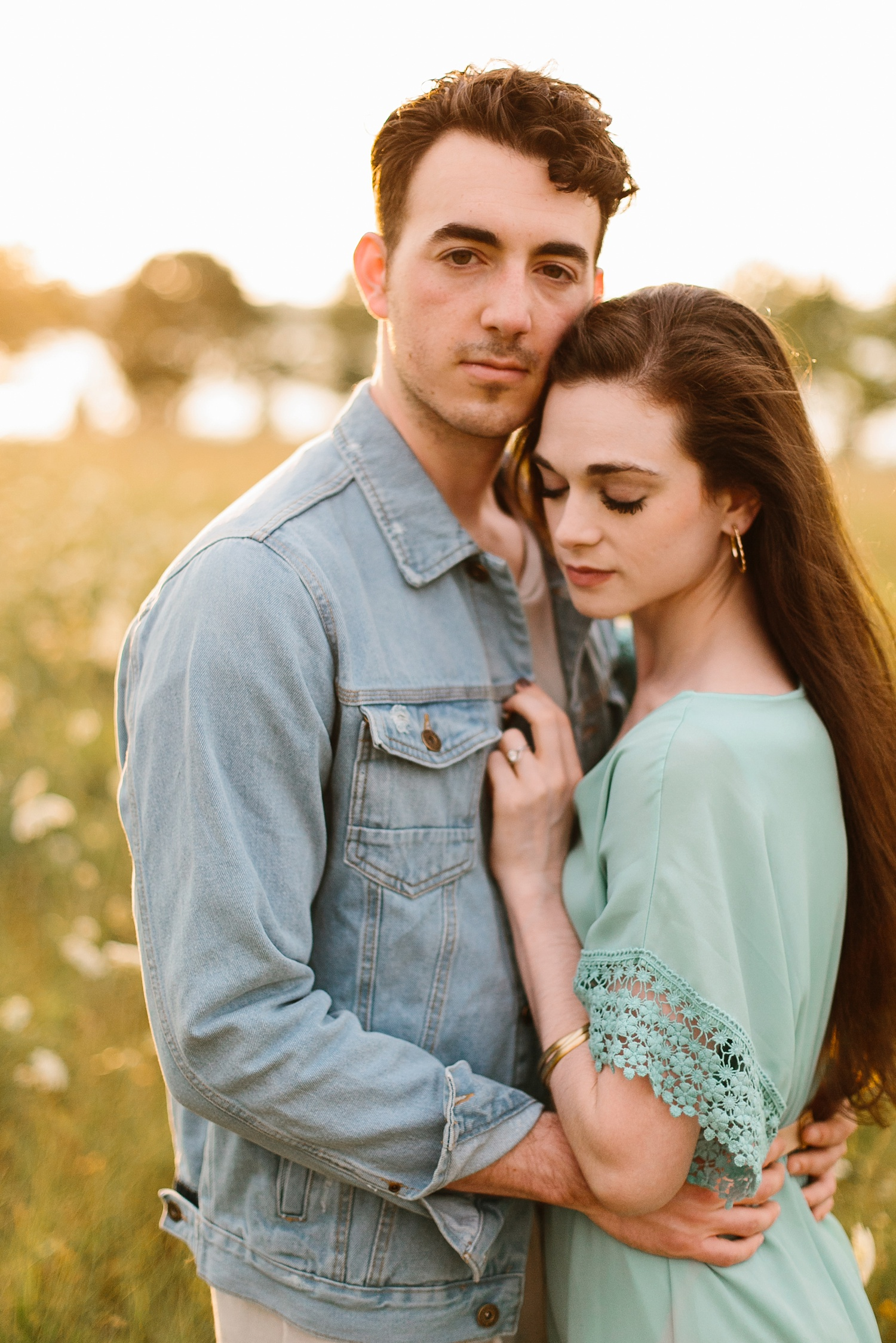 a laughter filled, passionate, and fun loving engagement session by North Texas Wedding Photographer Rachel Meagan Photography 162