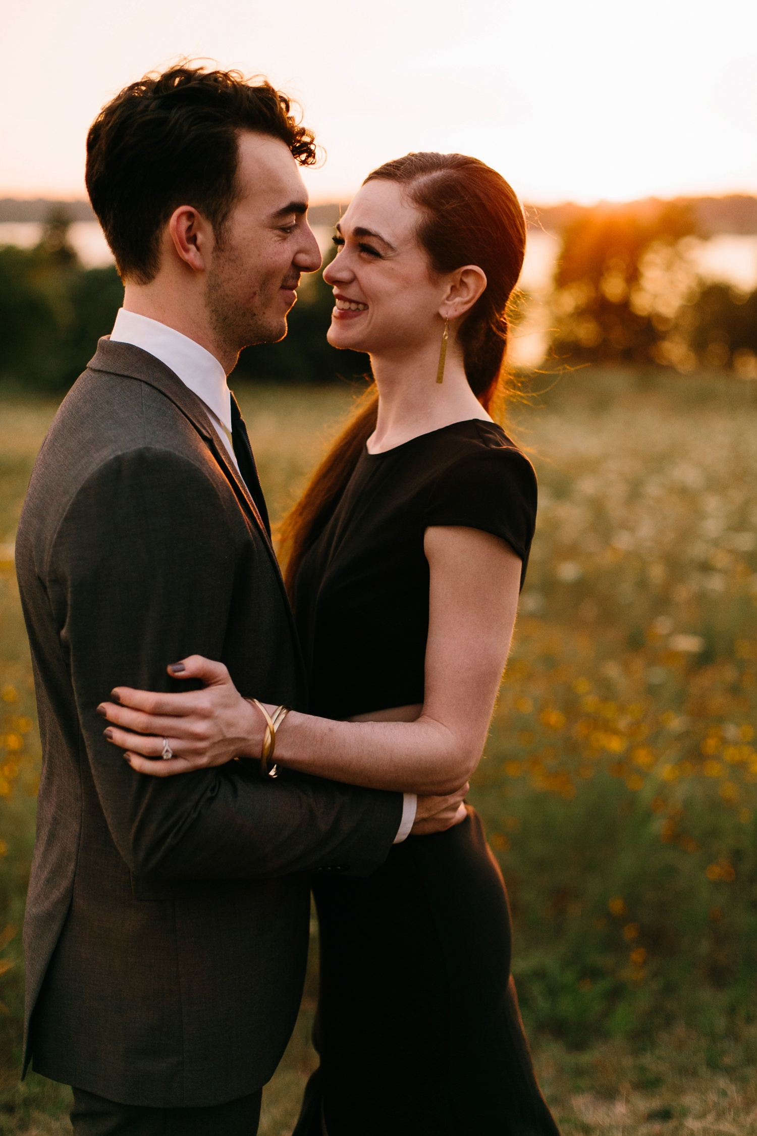 a laughter filled, passionate, and fun loving engagement session by North Texas Wedding Photographer Rachel Meagan Photography 171