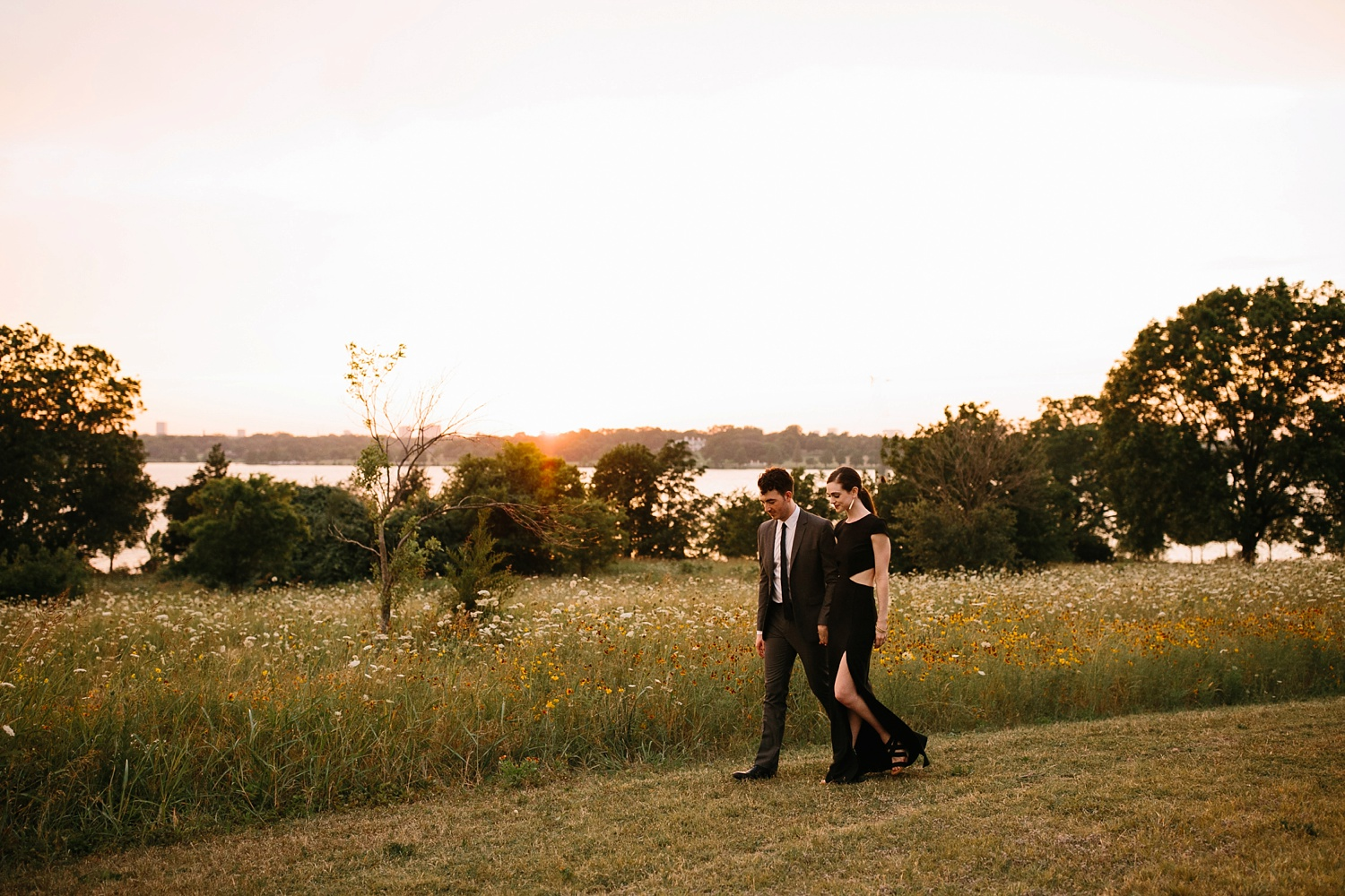 a laughter filled, passionate, and fun loving engagement session by North Texas Wedding Photographer Rachel Meagan Photography 176
