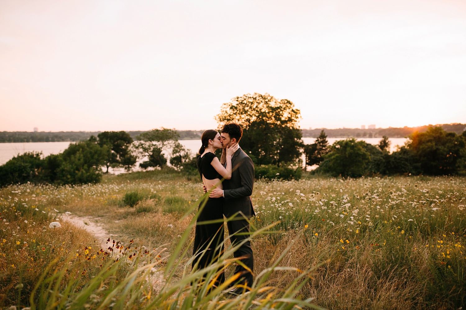 a laughter filled, passionate, and fun loving engagement session by North Texas Wedding Photographer Rachel Meagan Photography 180