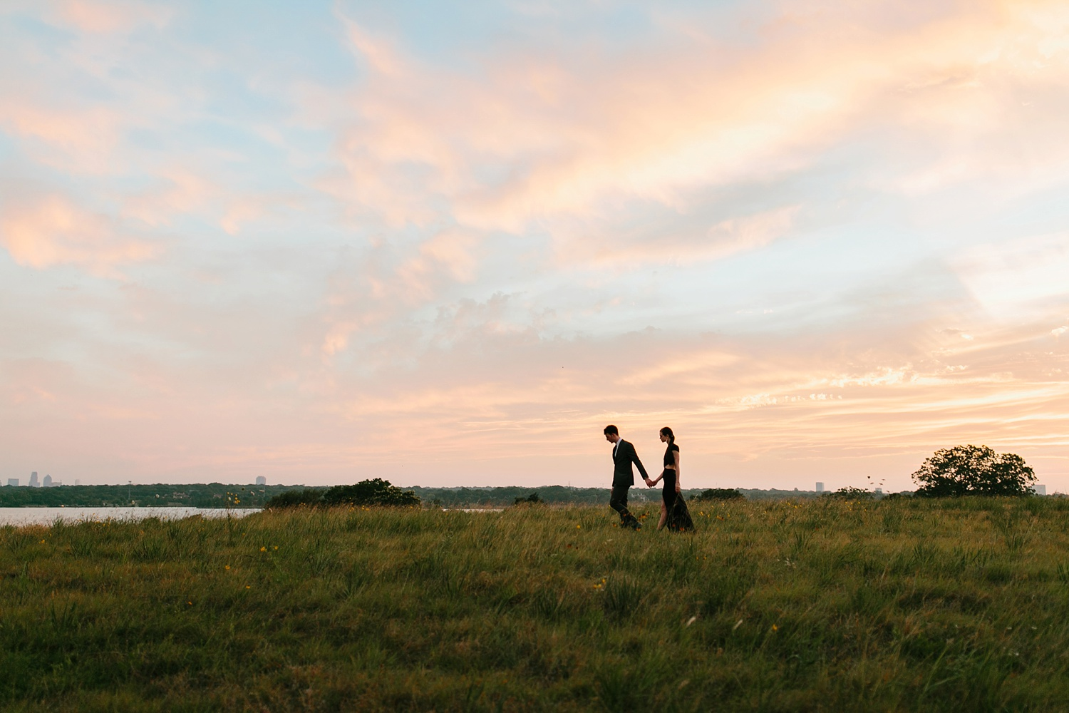 a laughter filled, passionate, and fun loving engagement session by North Texas Wedding Photographer Rachel Meagan Photography 208