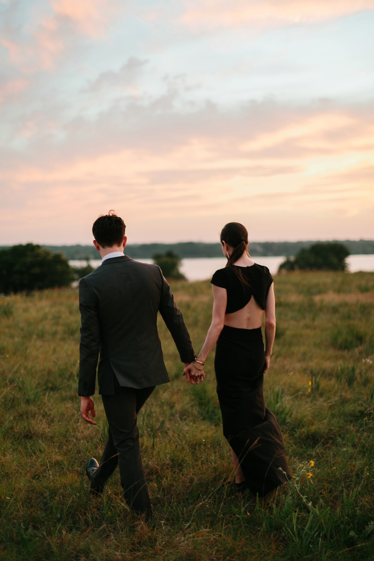 a laughter filled, passionate, and fun loving engagement session by North Texas Wedding Photographer Rachel Meagan Photography 222