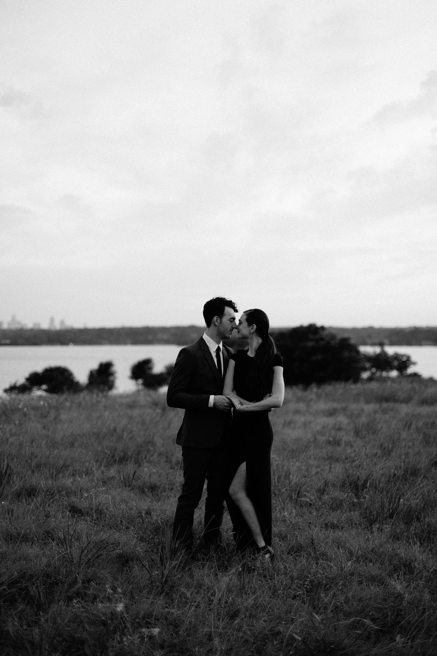 a laughter filled, passionate, and fun loving engagement session by North Texas Wedding Photographer Rachel Meagan Photography 232