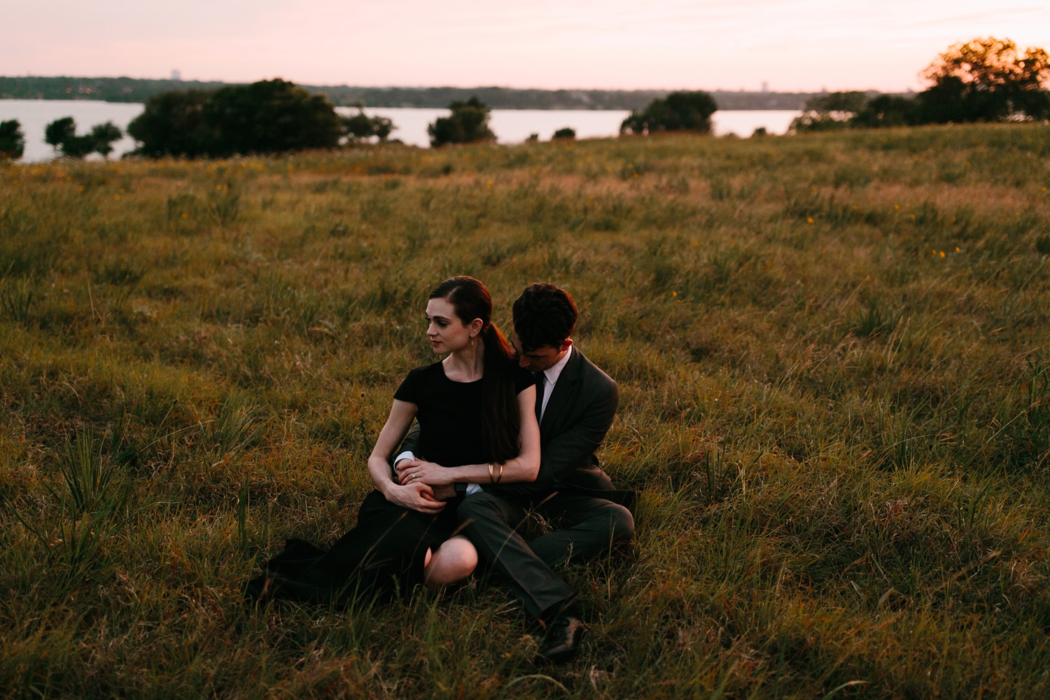 a laughter filled, passionate, and fun loving engagement session by North Texas Wedding Photographer Rachel Meagan Photography 234