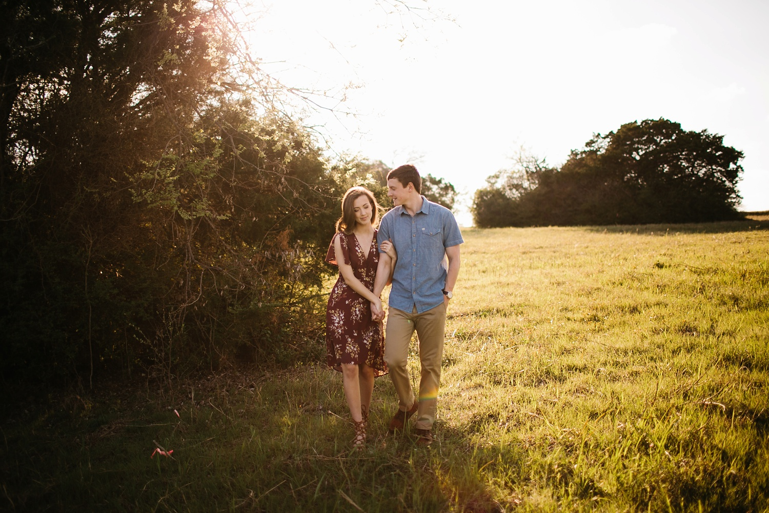 a passionate, natural, and urban engagement session in Dallas, TX by North Texas Wedding Photographer Rachel Meagan Photography _008