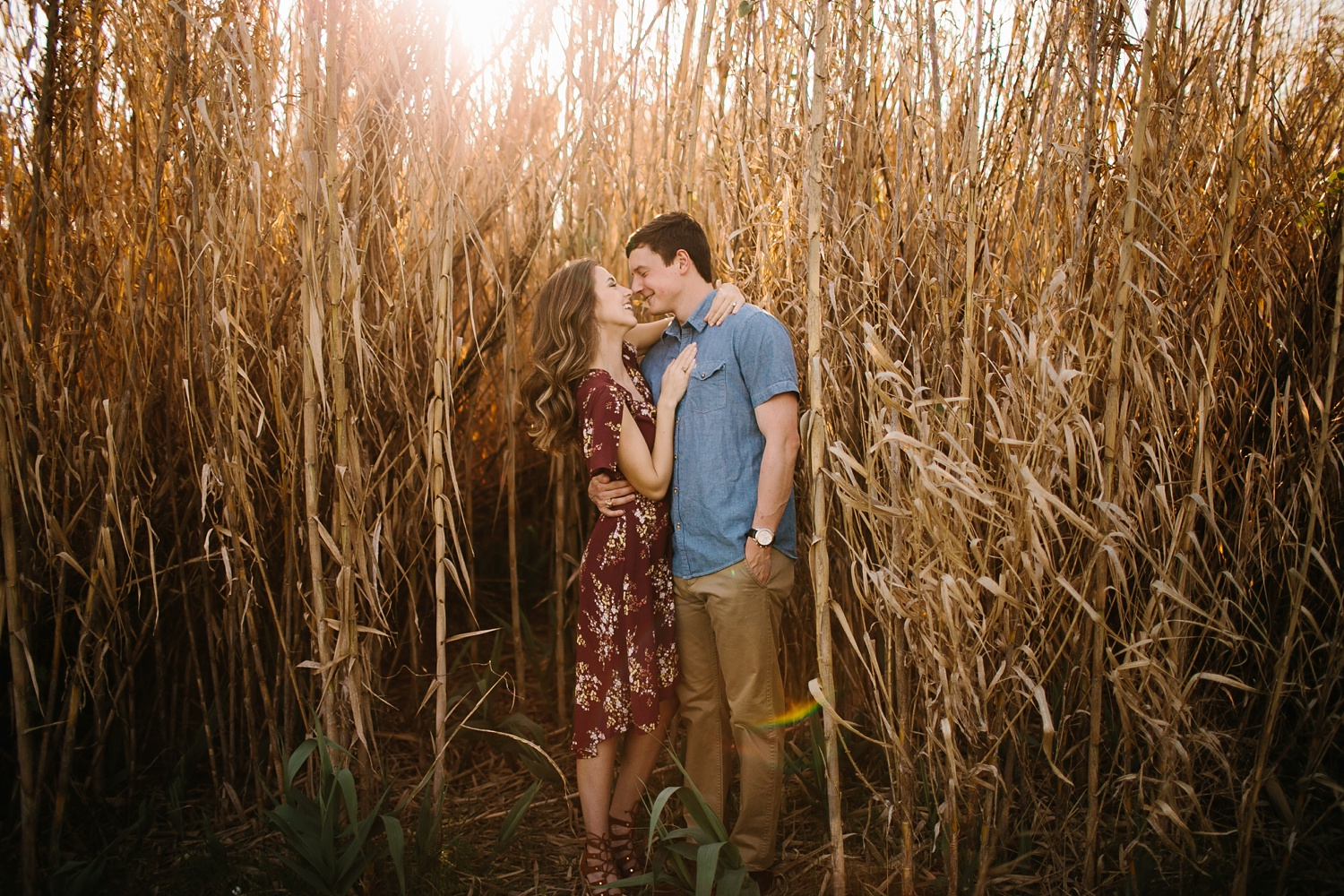 a passionate, natural, and urban engagement session in Dallas, TX by North Texas Wedding Photographer Rachel Meagan Photography _011