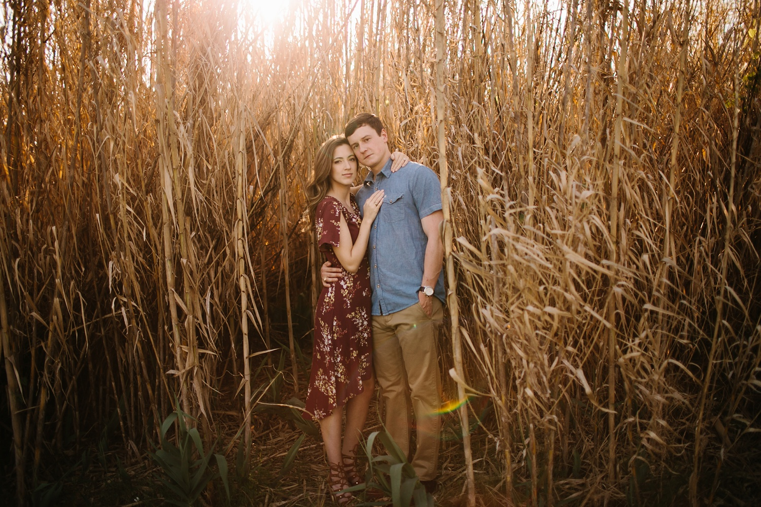 a passionate, natural, and urban engagement session in Dallas, TX by North Texas Wedding Photographer Rachel Meagan Photography _012