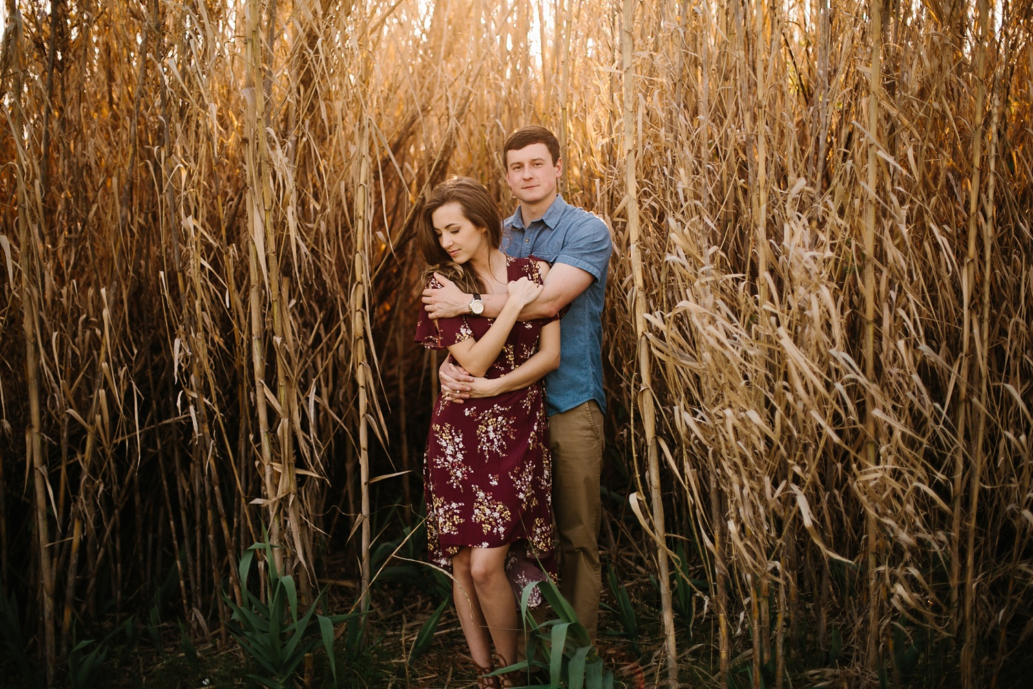 a passionate, natural, and urban engagement session in Dallas, TX by North Texas Wedding Photographer Rachel Meagan Photography _025