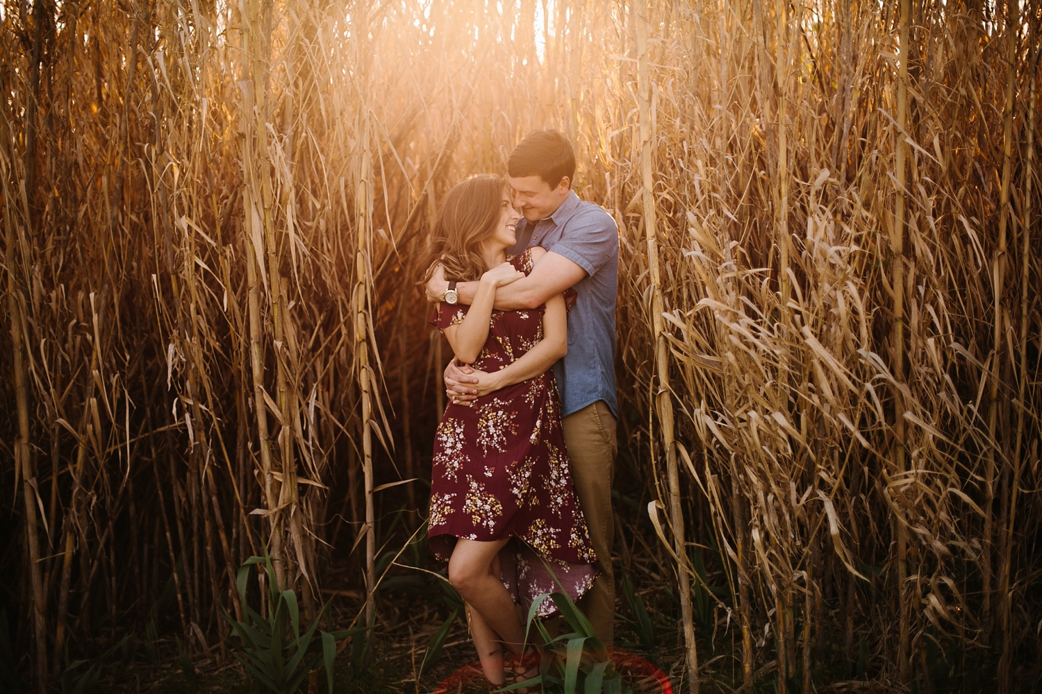 a passionate, natural, and urban engagement session in Dallas, TX by North Texas Wedding Photographer Rachel Meagan Photography _026