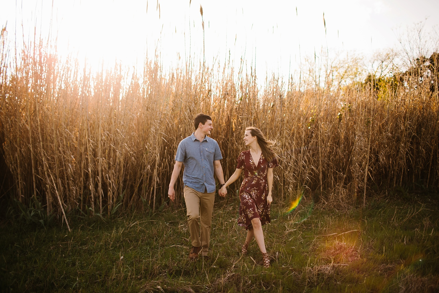 a passionate, natural, and urban engagement session in Dallas, TX by North Texas Wedding Photographer Rachel Meagan Photography _029