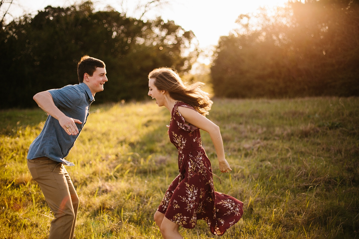 a passionate, natural, and urban engagement session in Dallas, TX by North Texas Wedding Photographer Rachel Meagan Photography _041