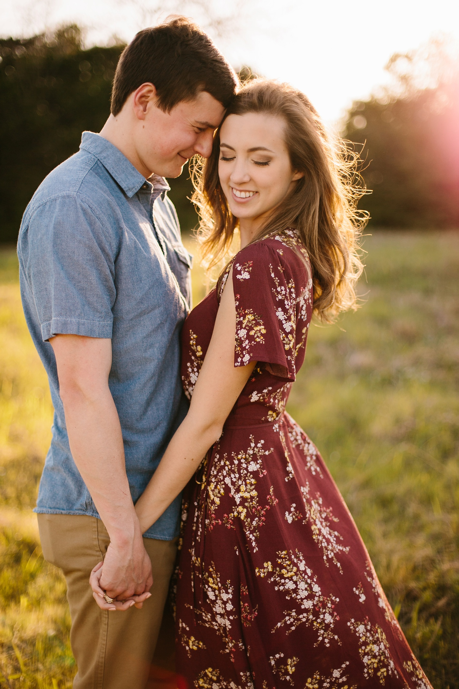 a passionate, natural, and urban engagement session in Dallas, TX by North Texas Wedding Photographer Rachel Meagan Photography _047