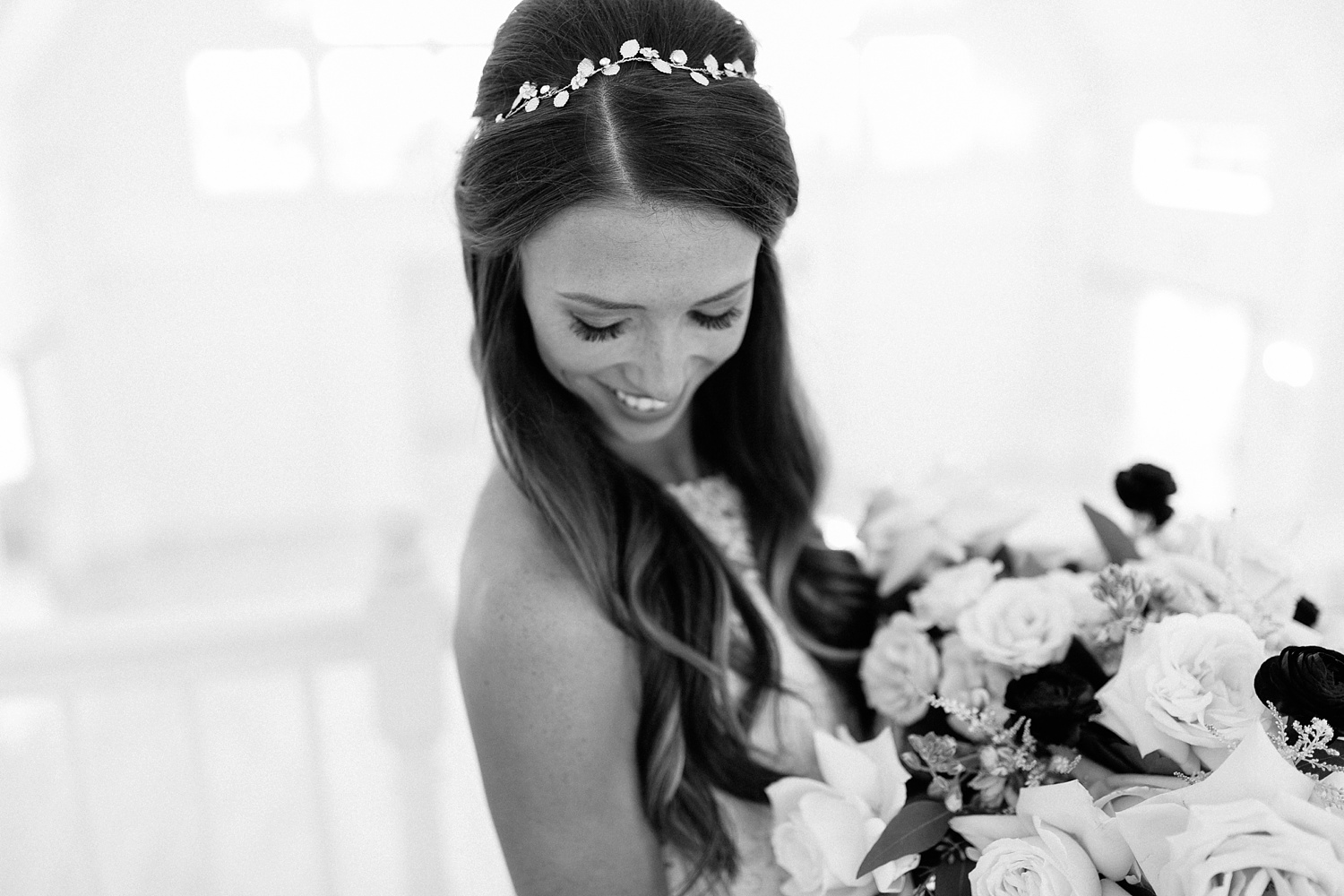 an all white minimialist style bridal session with burgundy and blush accents at The Nest at Ruth Farms in Ponder, Texas by North Texas Wedding Photographer Rachel Meagan Photography038