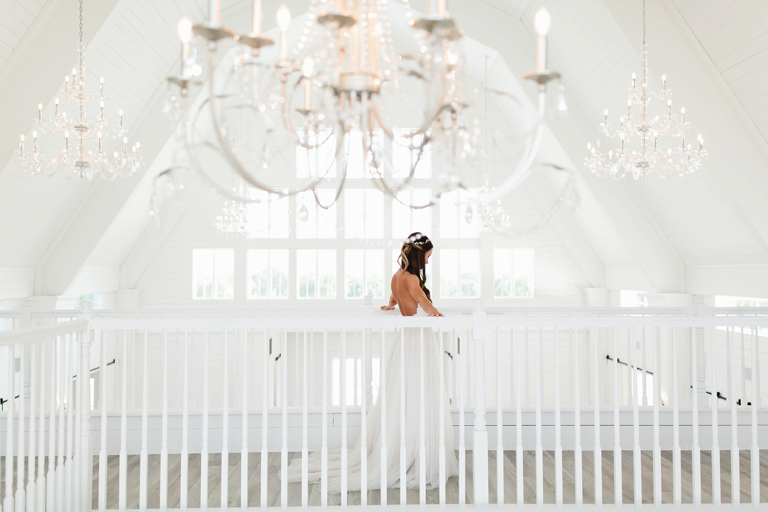 an all white minimialist style bridal session with burgundy and blush accents at The Nest at Ruth Farms in Ponder, Texas by North Texas Wedding Photographer Rachel Meagan Photography058