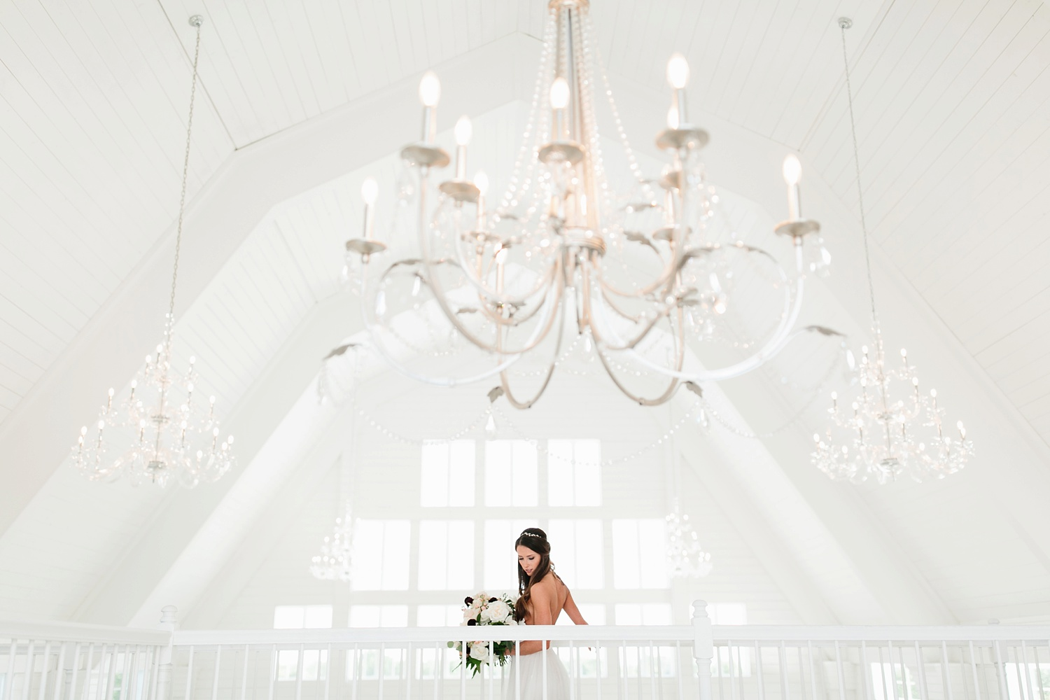 an all white minimialist style bridal session with burgundy and blush accents at The Nest at Ruth Farms in Ponder, Texas by North Texas Wedding Photographer Rachel Meagan Photography061