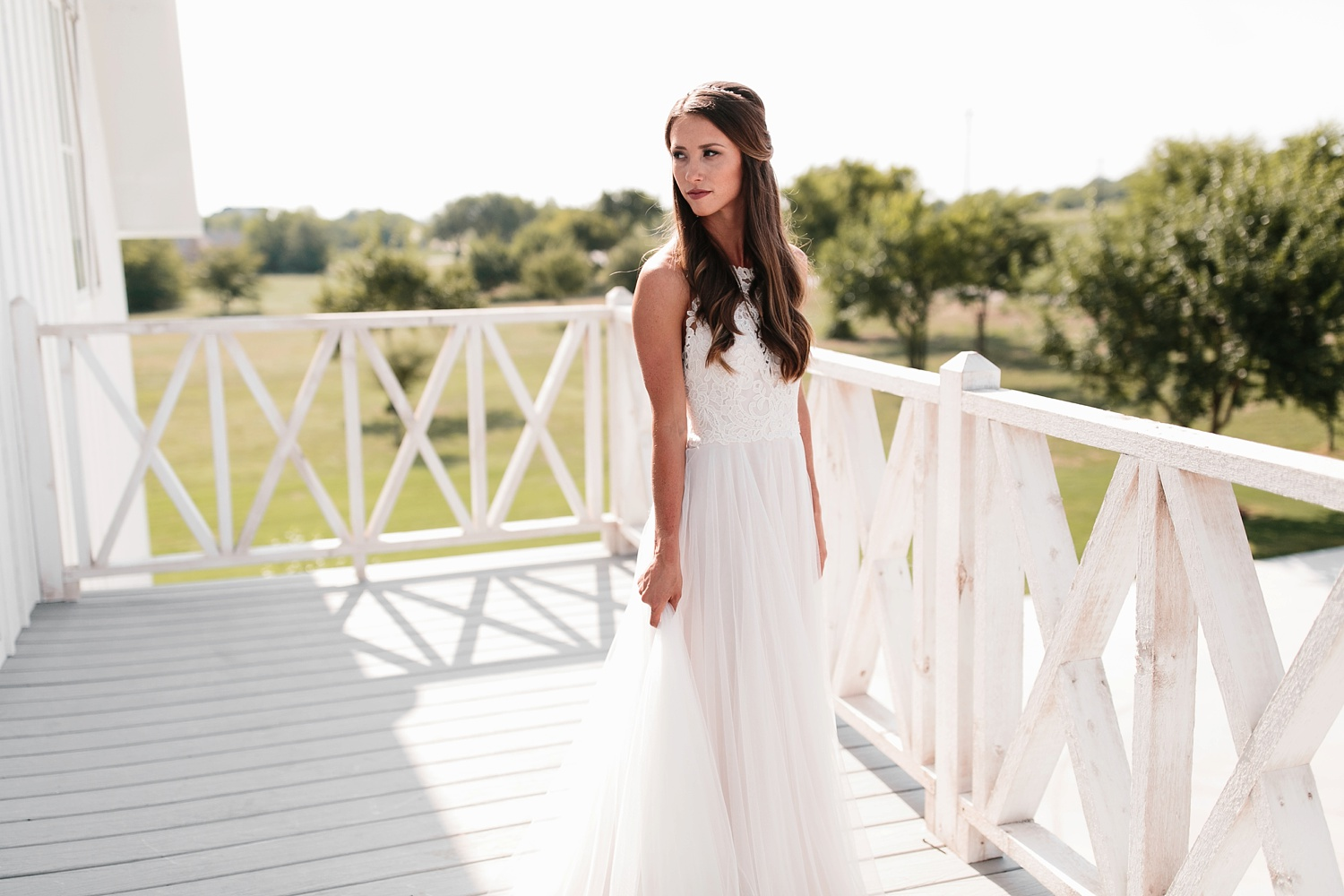 an all white minimialist style bridal session with burgundy and blush accents at The Nest at Ruth Farms in Ponder, Texas by North Texas Wedding Photographer Rachel Meagan Photography068