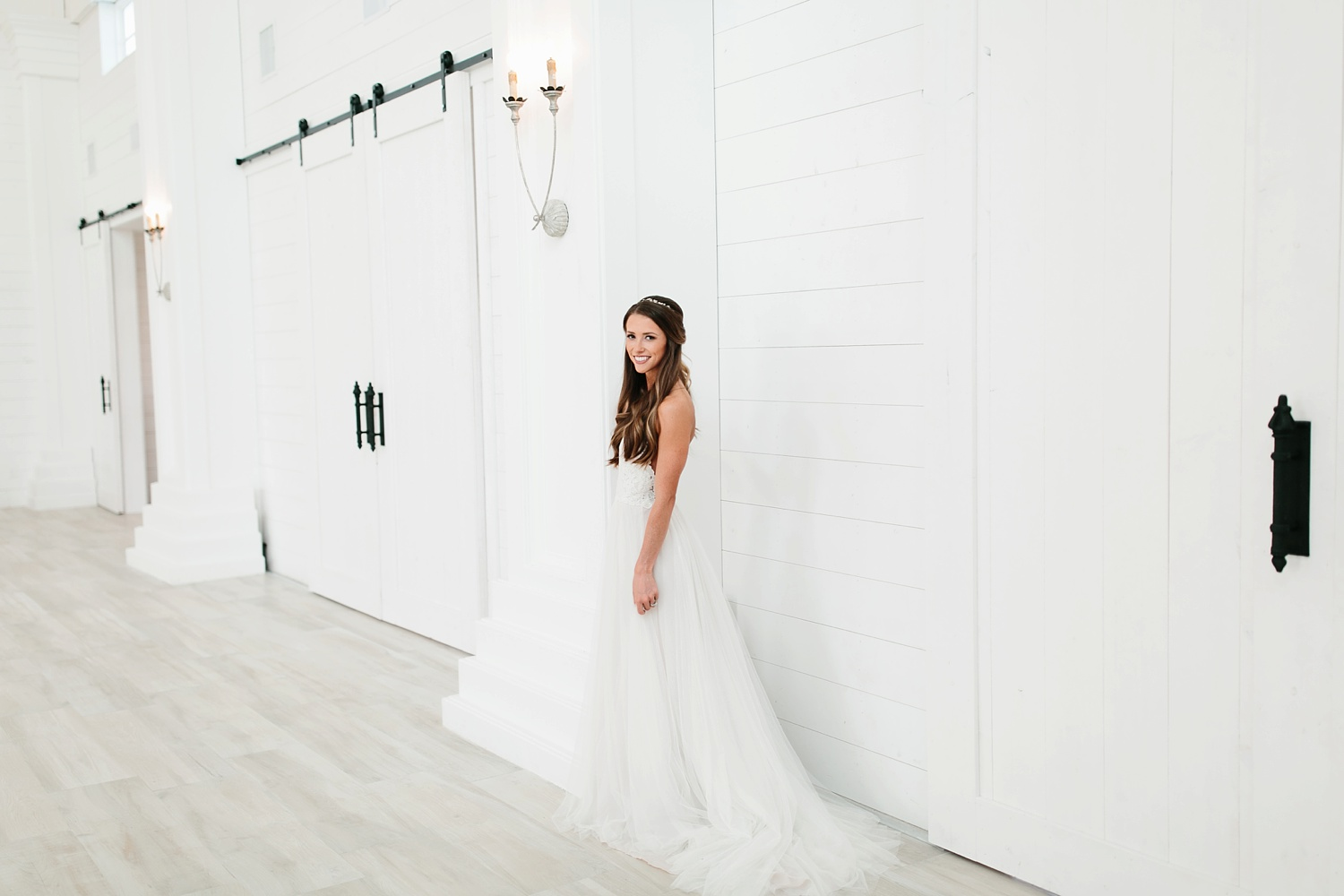 an all white minimialist style bridal session with burgundy and blush accents at The Nest at Ruth Farms in Ponder, Texas by North Texas Wedding Photographer Rachel Meagan Photography092
