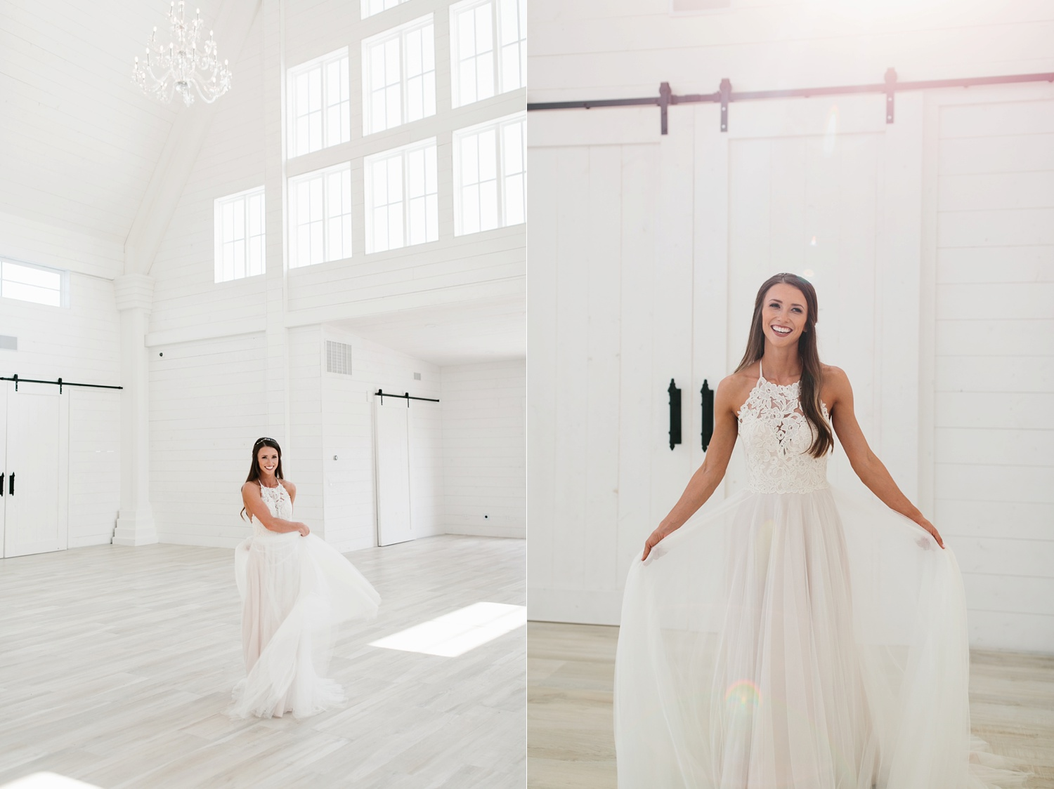 an all white minimialist style bridal session with burgundy and blush accents at The Nest at Ruth Farms in Ponder, Texas by North Texas Wedding Photographer Rachel Meagan Photography121