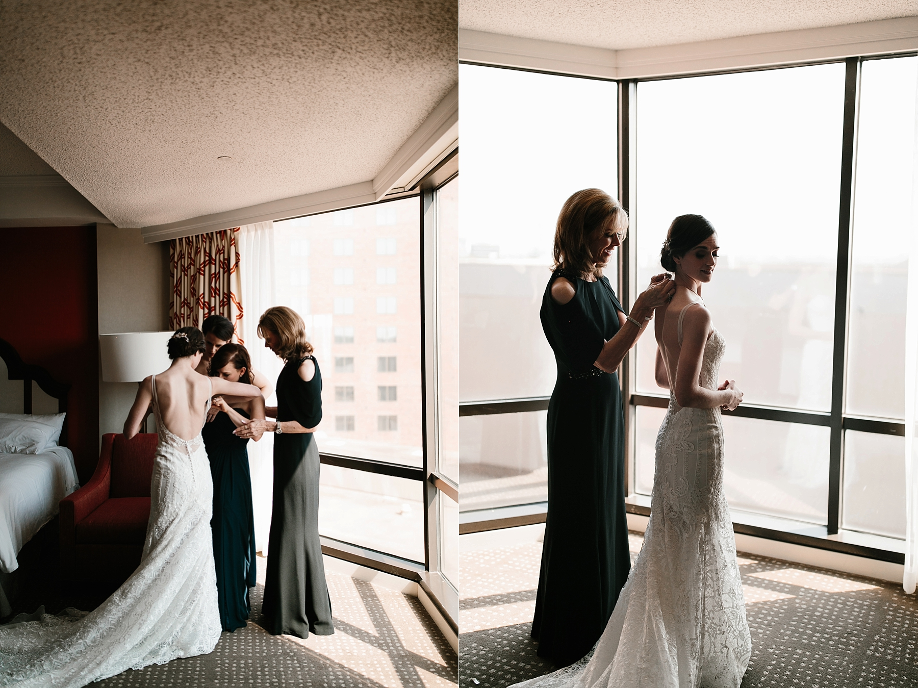 Emily + Caleb _ an elegant, intentional, industrial style wedding with navy + gold accents at 6500 in Dallas, TX by North Texas Wedding Photographer Rachel Meagan Photography _ 039