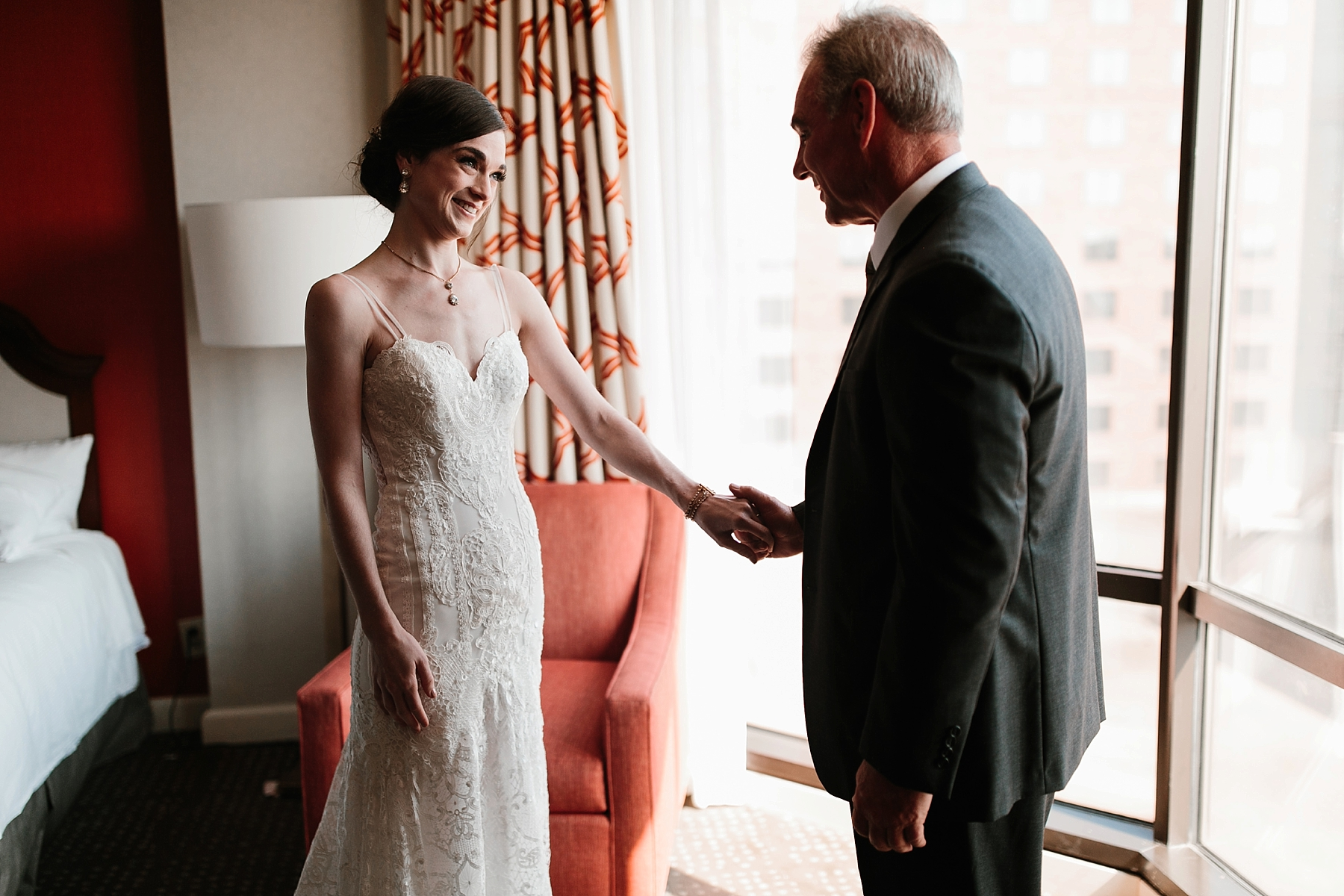 Emily + Caleb _ an elegant, intentional, industrial style wedding with navy + gold accents at 6500 in Dallas, TX by North Texas Wedding Photographer Rachel Meagan Photography _ 052