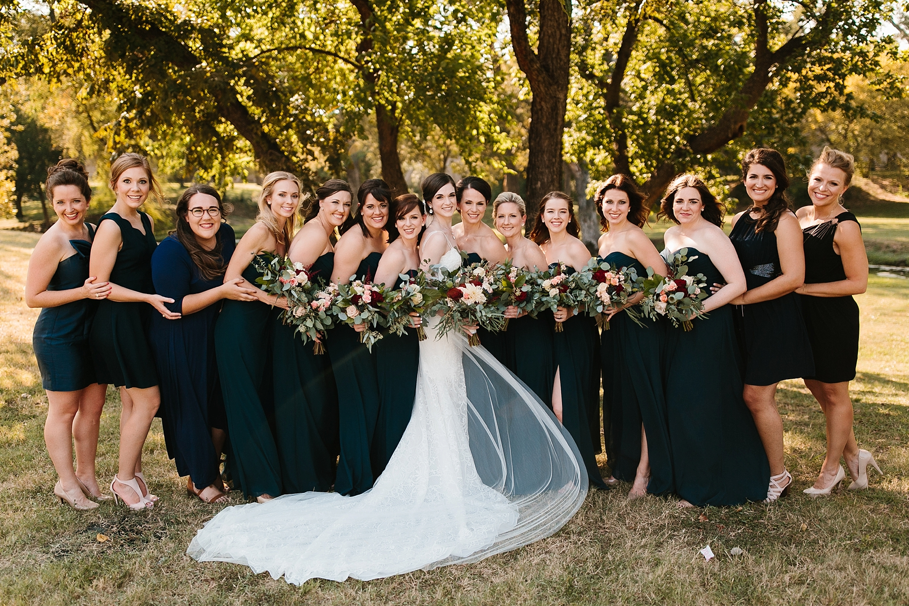 Emily + Caleb _ an elegant, intentional, industrial style wedding with navy + gold accents at 6500 in Dallas, TX by North Texas Wedding Photographer Rachel Meagan Photography _ 065