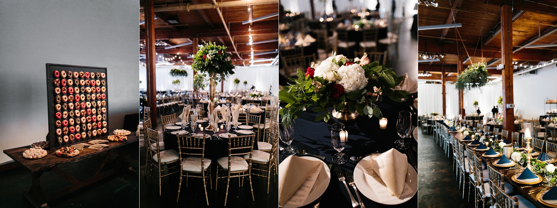 Emily + Caleb _ an elegant, intentional, industrial style wedding with navy + gold accents at 6500 in Dallas, TX by North Texas Wedding Photographer Rachel Meagan Photography _ 074