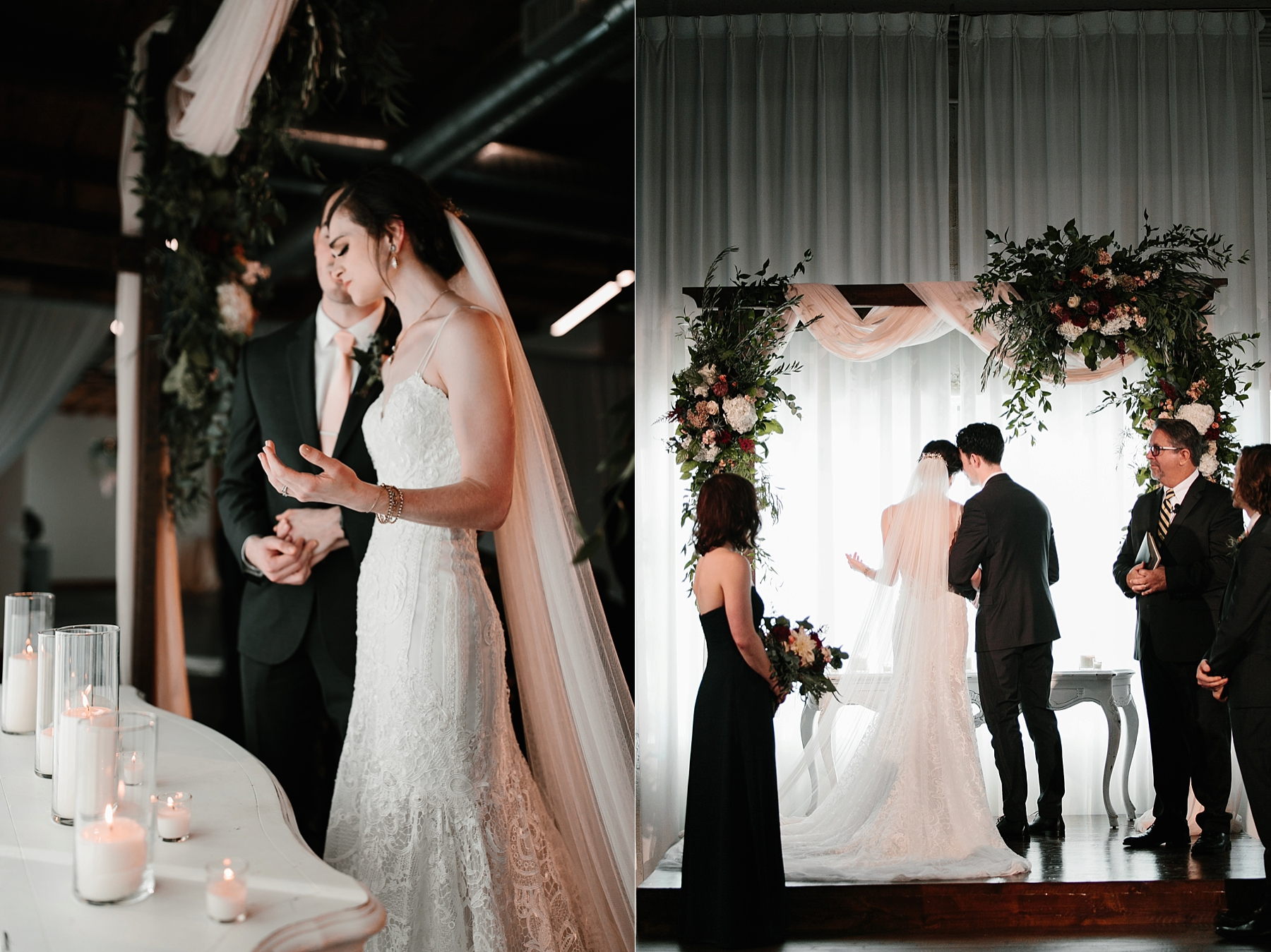 Emily + Caleb _ an elegant, intentional, industrial style wedding with navy + gold accents at 6500 in Dallas, TX by North Texas Wedding Photographer Rachel Meagan Photography _ 092