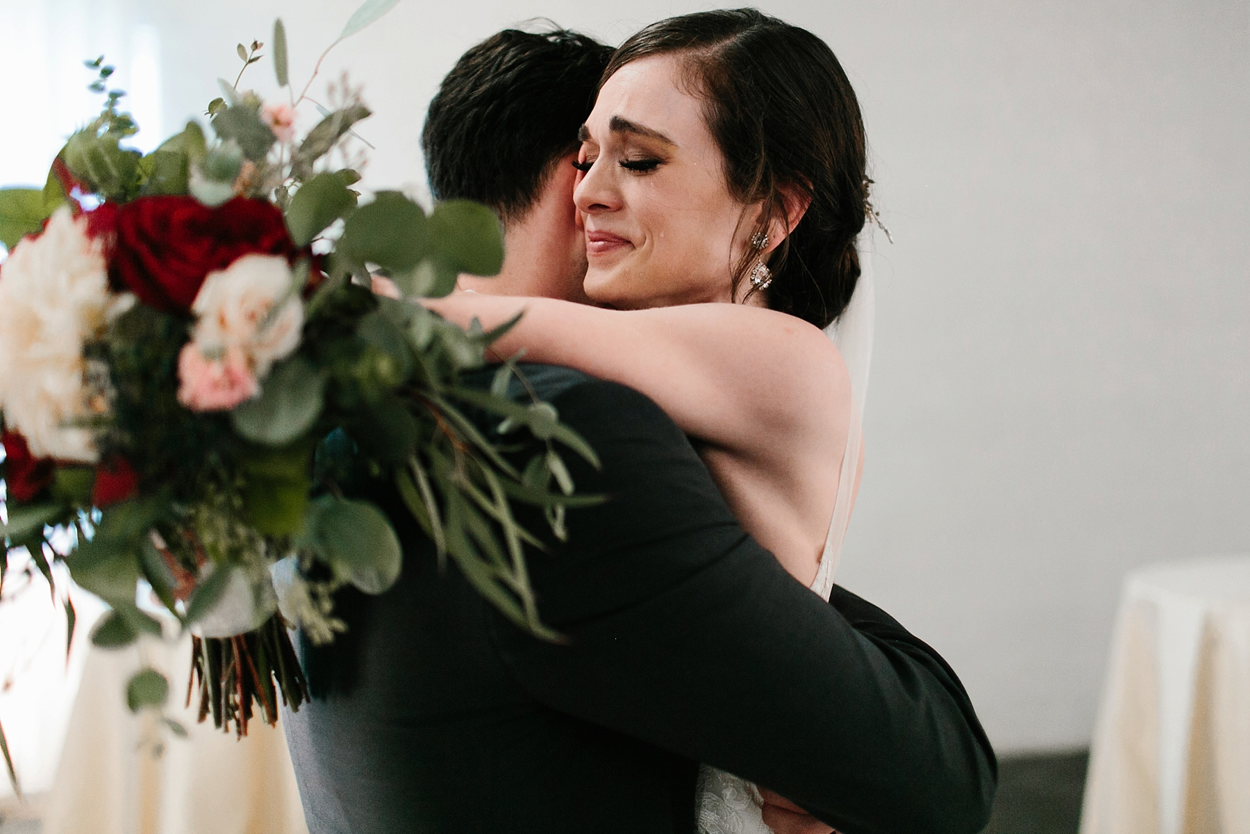 Emily + Caleb _ an elegant, intentional, industrial style wedding with navy + gold accents at 6500 in Dallas, TX by North Texas Wedding Photographer Rachel Meagan Photography _ 106
