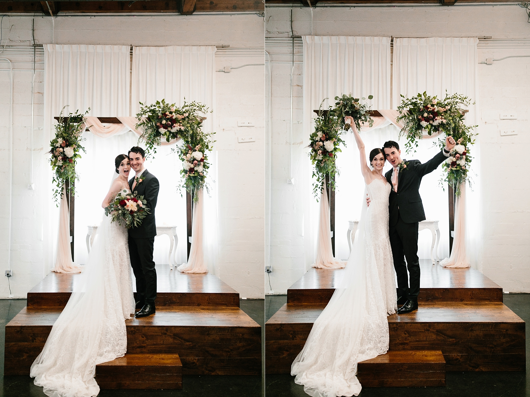 Emily + Caleb _ an elegant, intentional, industrial style wedding with navy + gold accents at 6500 in Dallas, TX by North Texas Wedding Photographer Rachel Meagan Photography _ 111
