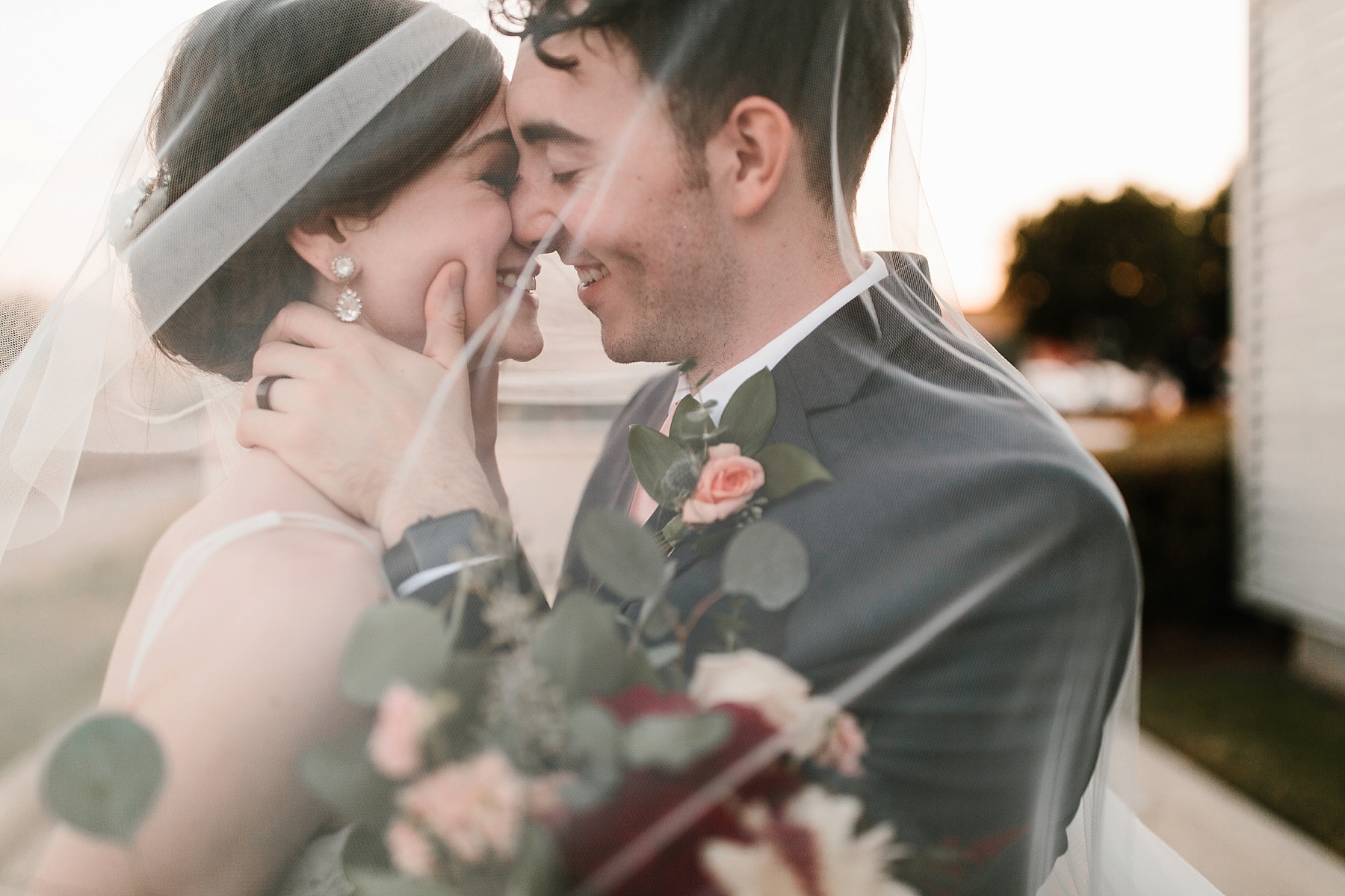 Emily + Caleb _ an elegant, intentional, industrial style wedding with navy + gold accents at 6500 in Dallas, TX by North Texas Wedding Photographer Rachel Meagan Photography _ 116