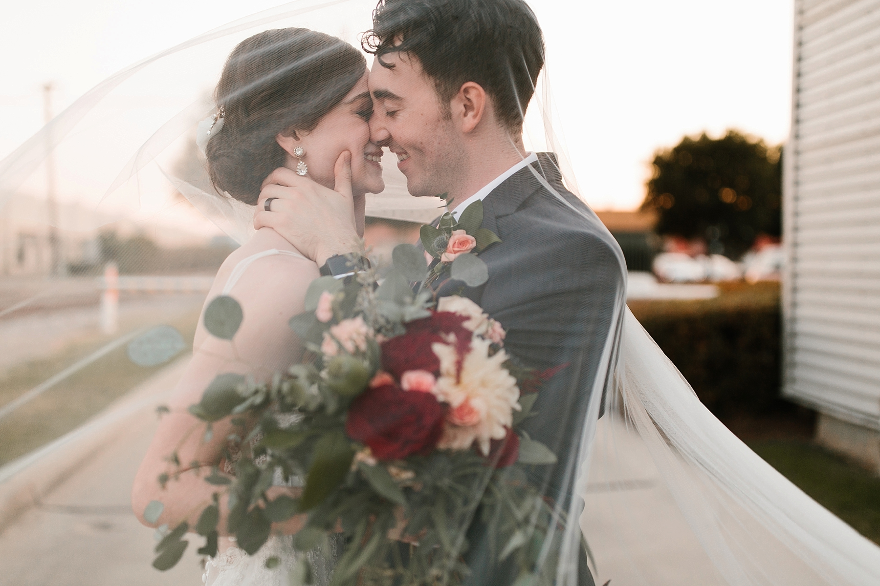 Emily + Caleb _ an elegant, intentional, industrial style wedding with navy + gold accents at 6500 in Dallas, TX by North Texas Wedding Photographer Rachel Meagan Photography _ 117