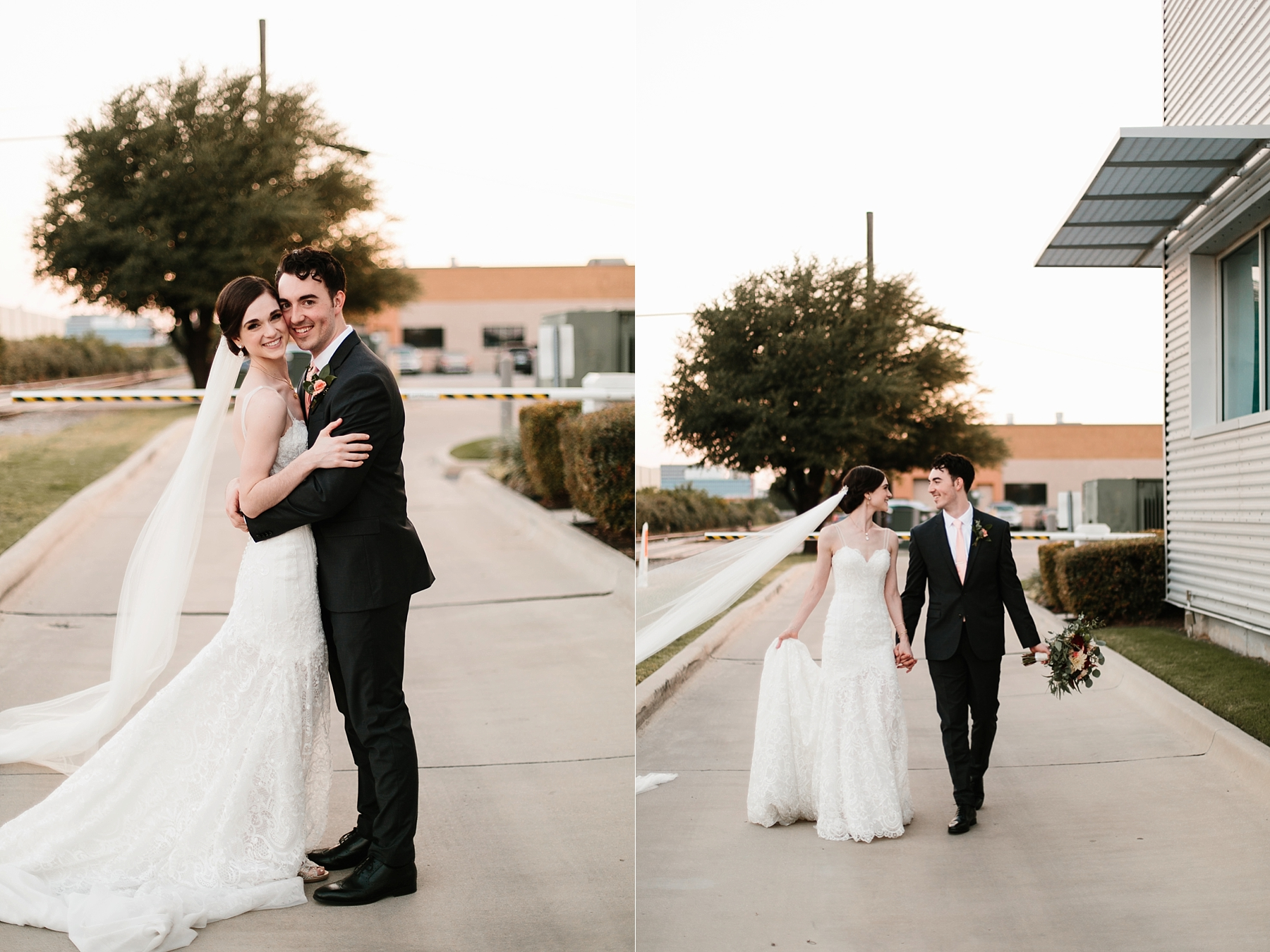 Emily + Caleb _ an elegant, intentional, industrial style wedding with navy + gold accents at 6500 in Dallas, TX by North Texas Wedding Photographer Rachel Meagan Photography _ 118