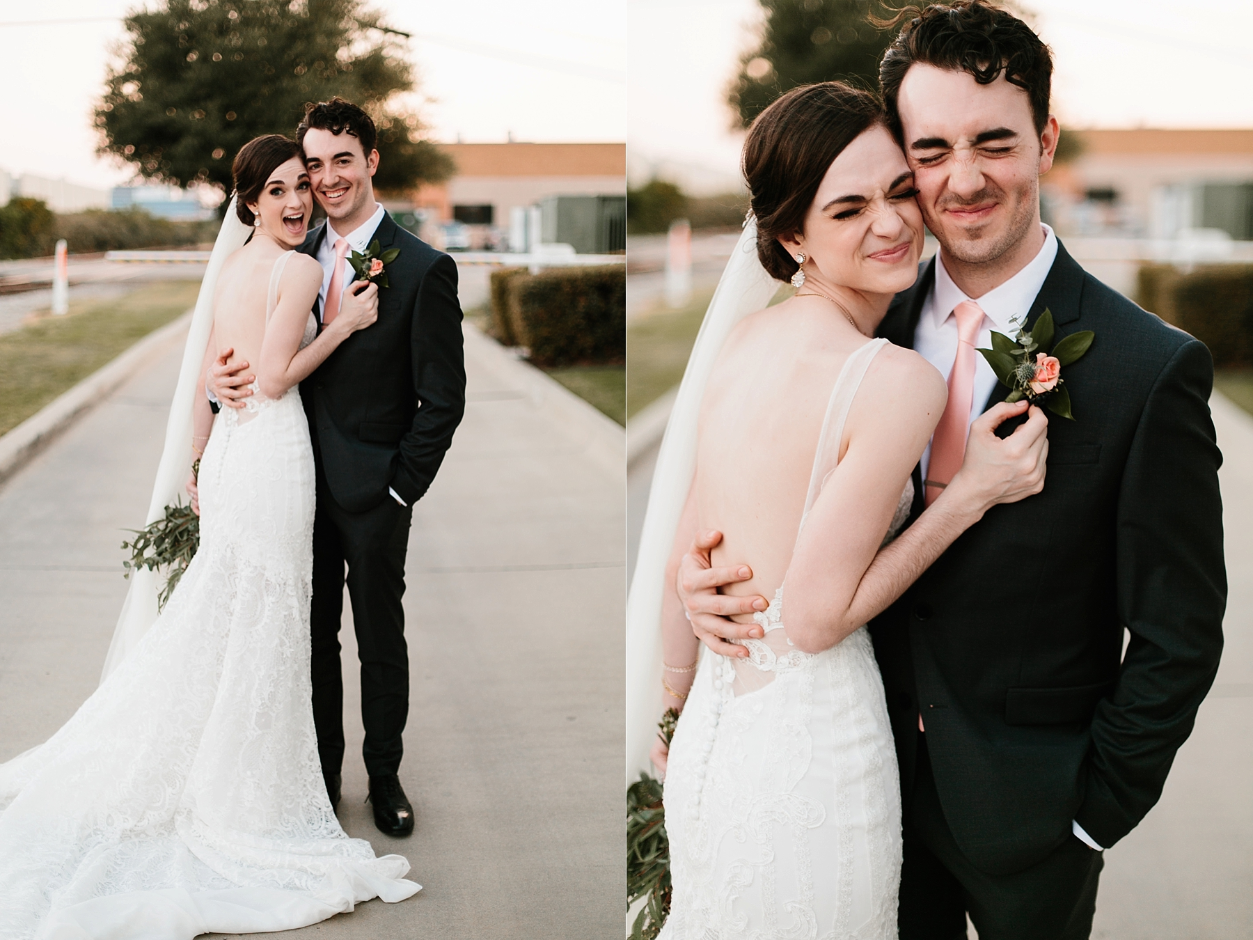 Emily + Caleb _ an elegant, intentional, industrial style wedding with navy + gold accents at 6500 in Dallas, TX by North Texas Wedding Photographer Rachel Meagan Photography _ 130