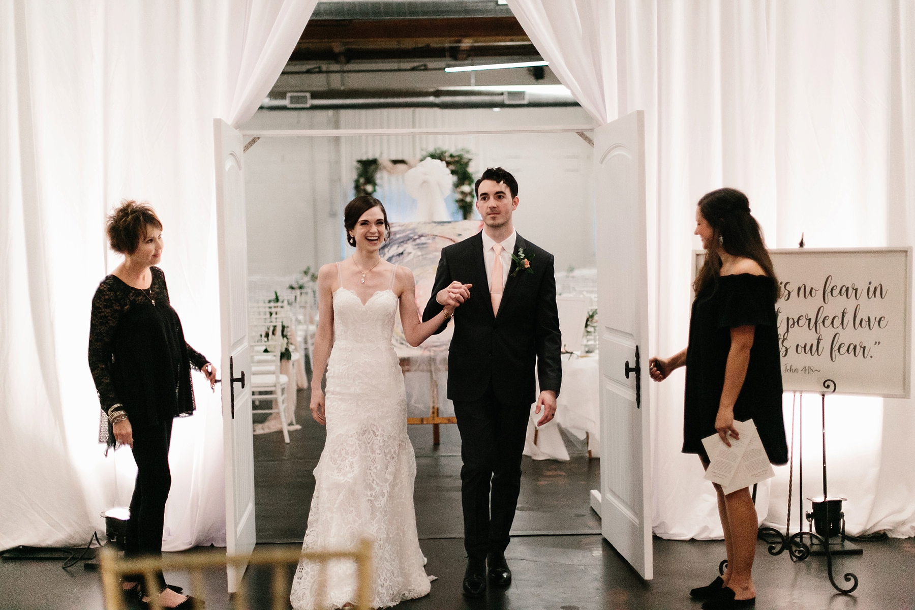 Emily + Caleb _ an elegant, intentional, industrial style wedding with navy + gold accents at 6500 in Dallas, TX by North Texas Wedding Photographer Rachel Meagan Photography _ 132