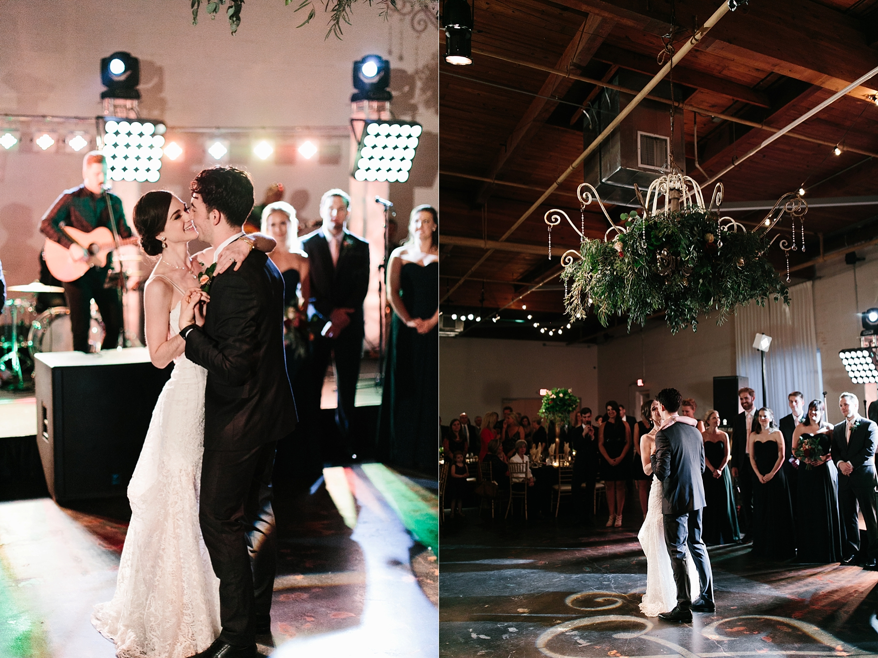 Emily + Caleb _ an elegant, intentional, industrial style wedding with navy + gold accents at 6500 in Dallas, TX by North Texas Wedding Photographer Rachel Meagan Photography _ 135