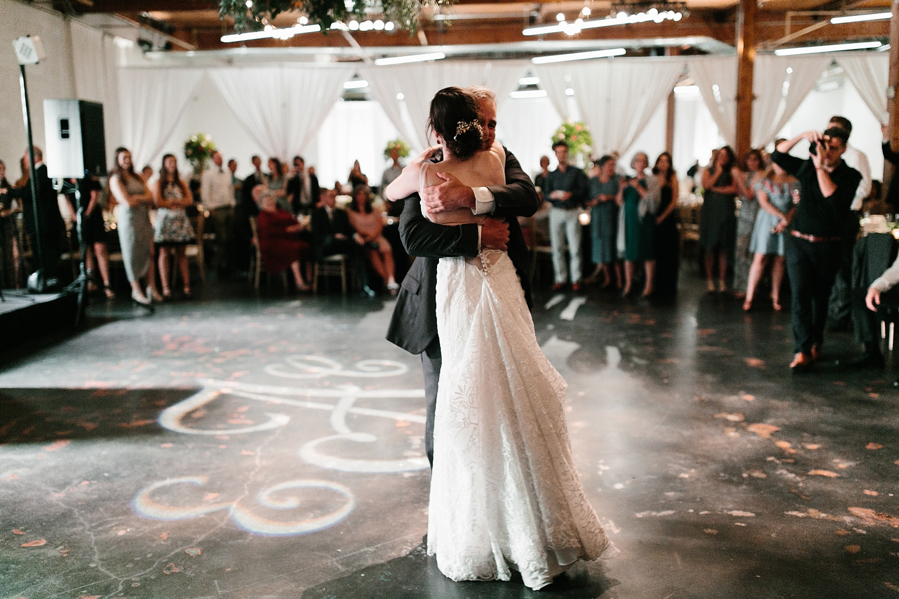 Emily + Caleb _ an elegant, intentional, industrial style wedding with navy + gold accents at 6500 in Dallas, TX by North Texas Wedding Photographer Rachel Meagan Photography _ 148