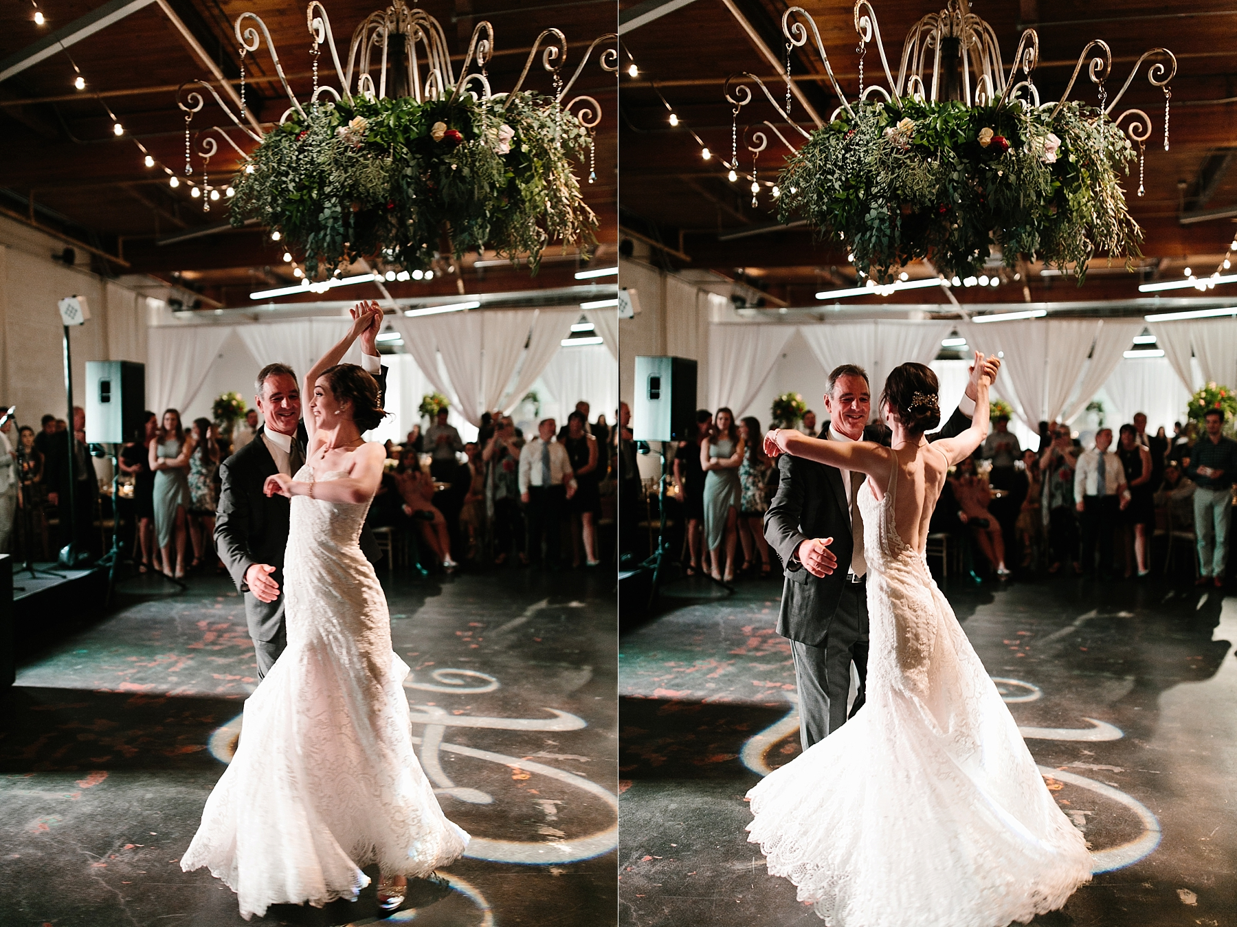 Emily + Caleb _ an elegant, intentional, industrial style wedding with navy + gold accents at 6500 in Dallas, TX by North Texas Wedding Photographer Rachel Meagan Photography _ 149